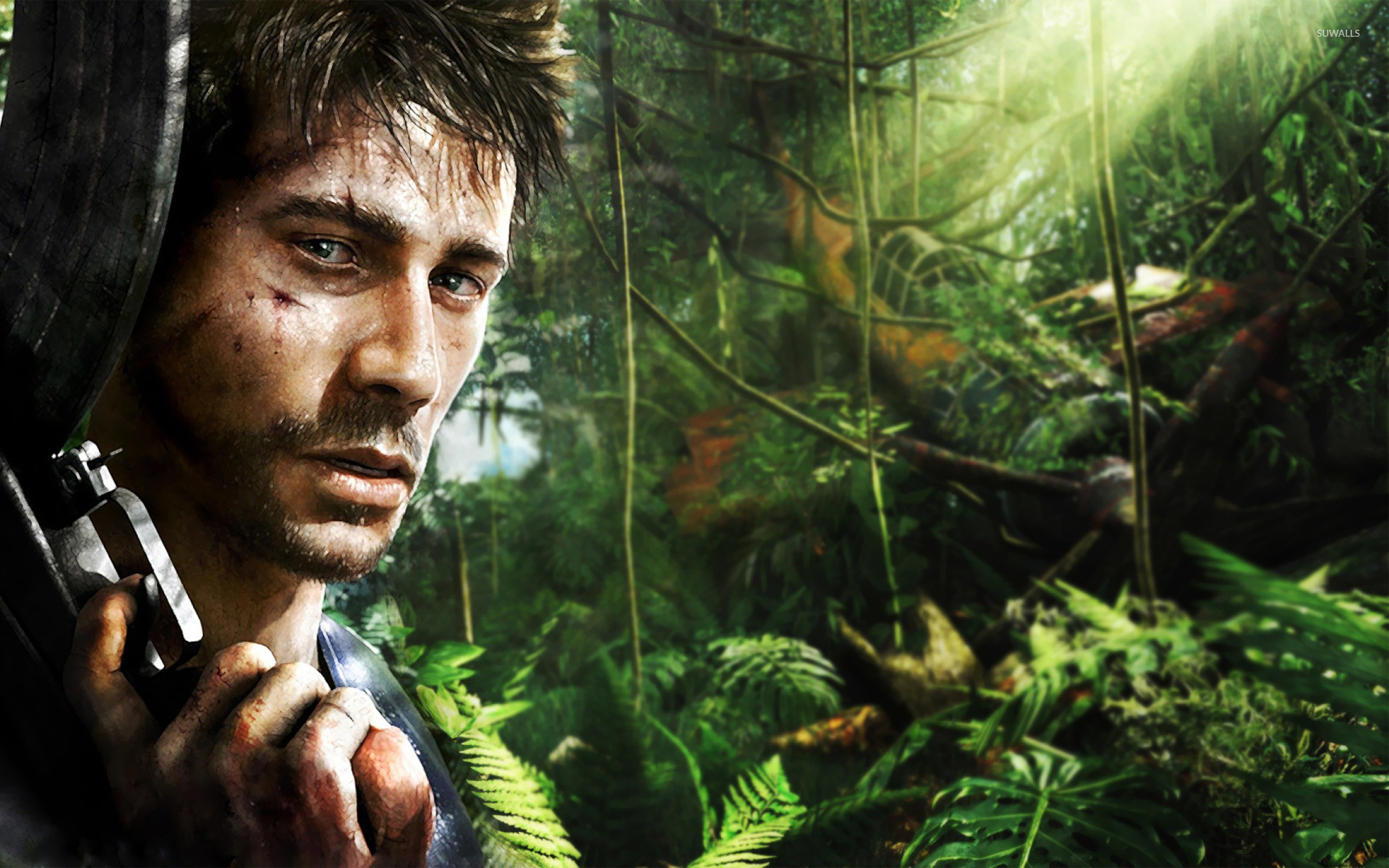 Far Cry 3: px, by Mica Deforest