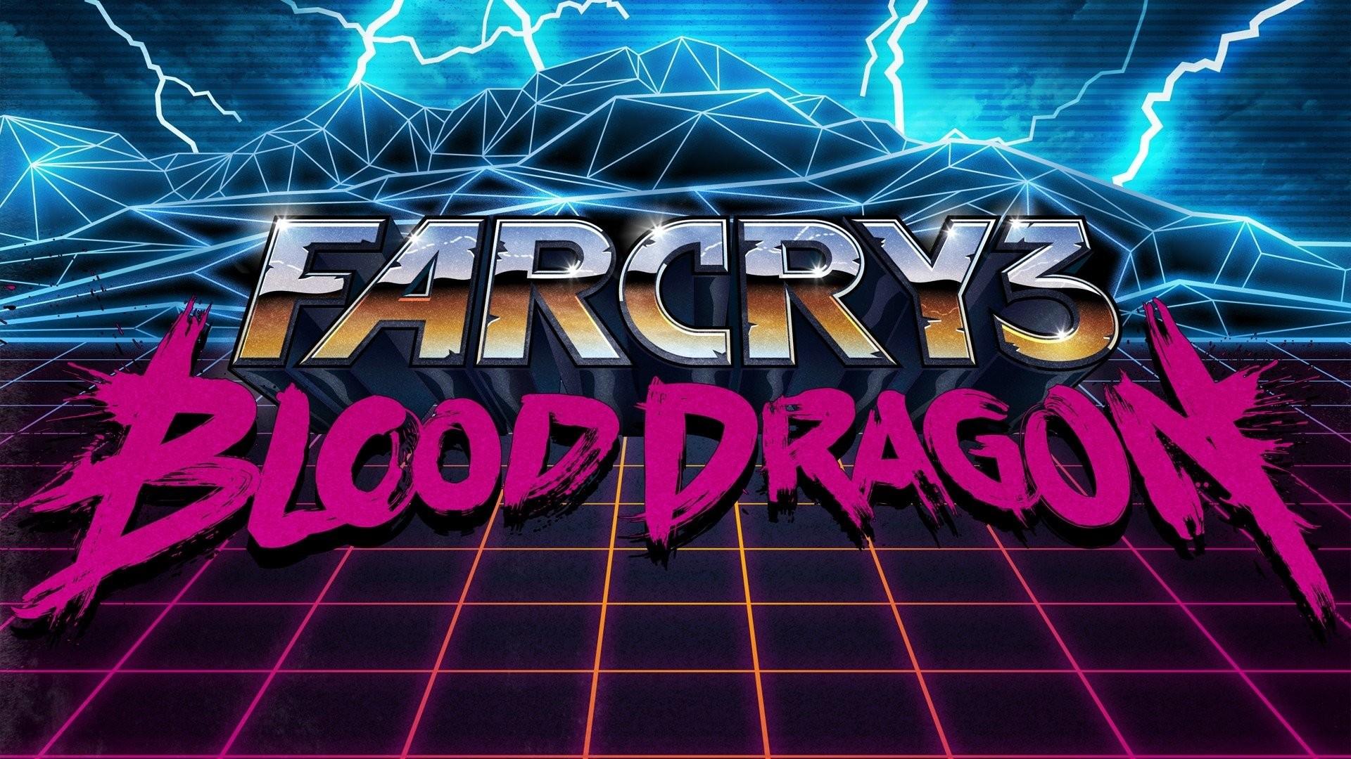Video Game – Far Cry 3: Blood Dragon Far Cry Wallpaper