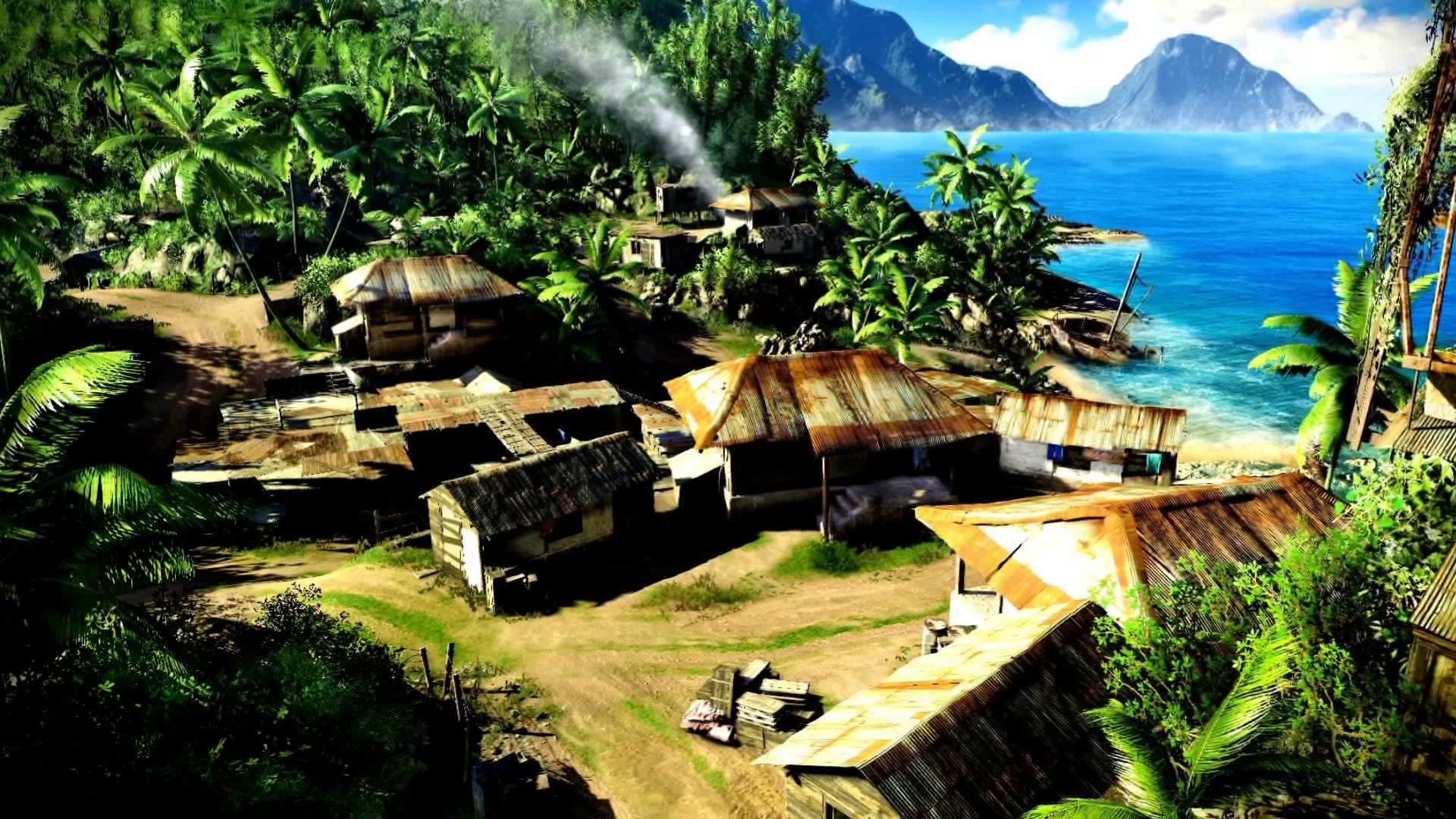 Far Cry 3 Wallpapers