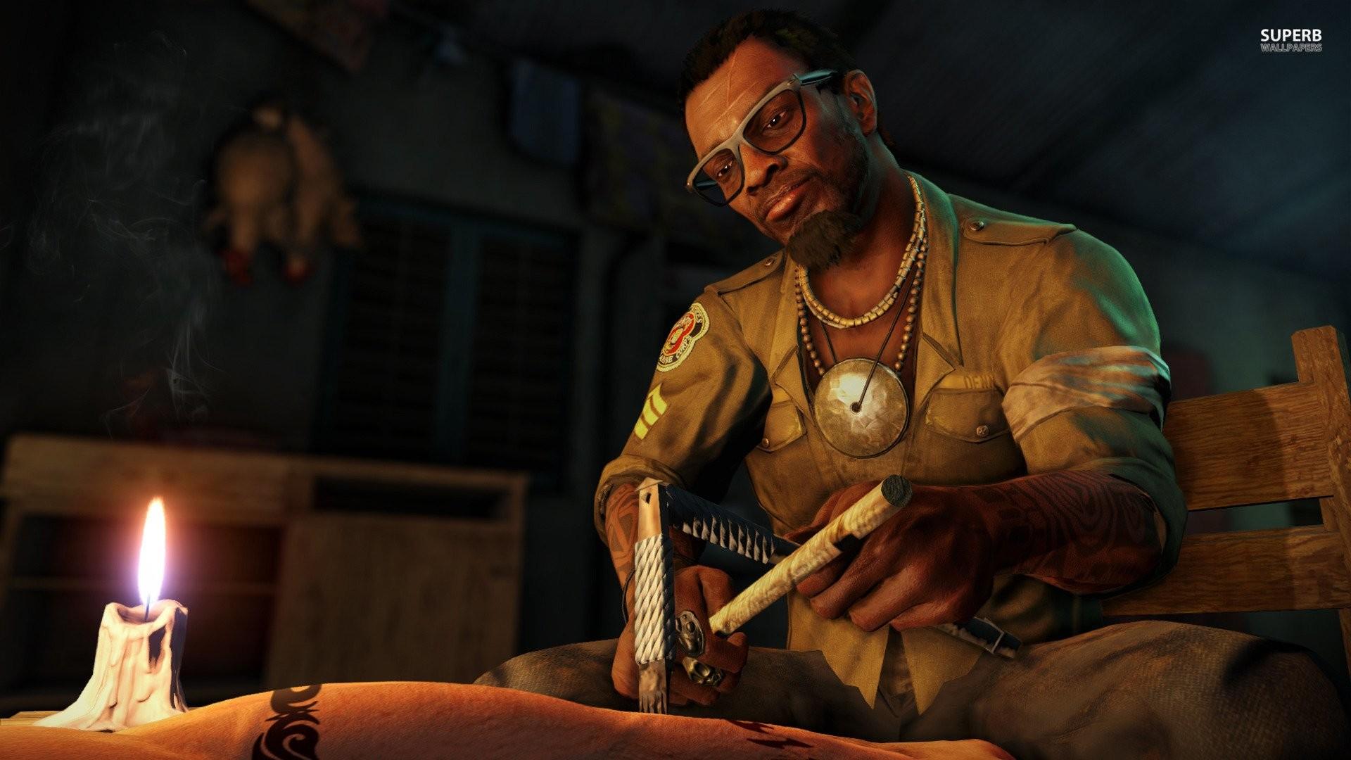 Dennis Rogers – Far Cry 3