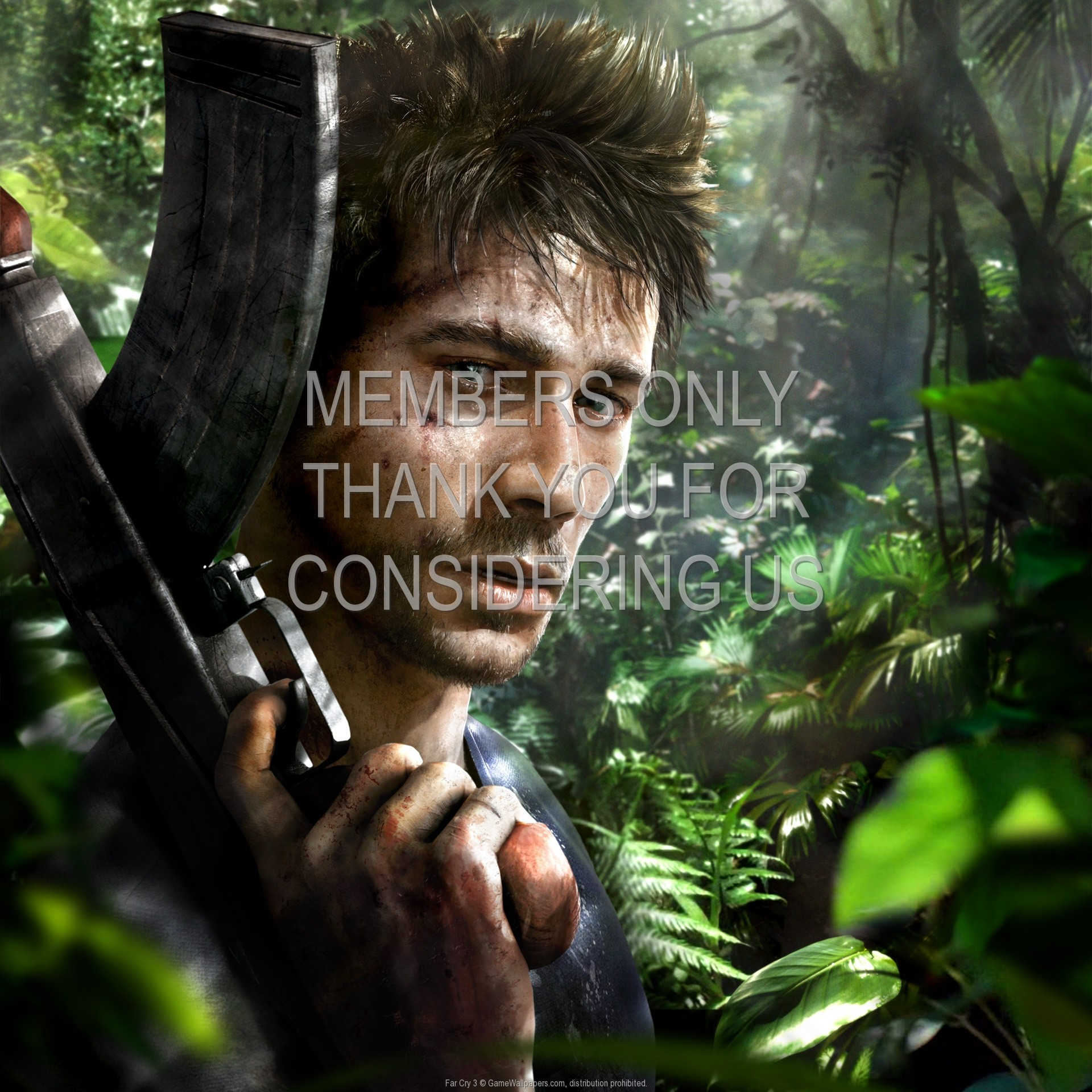Far Cry 3 1920×1080 Mobile wallpaper or background 08