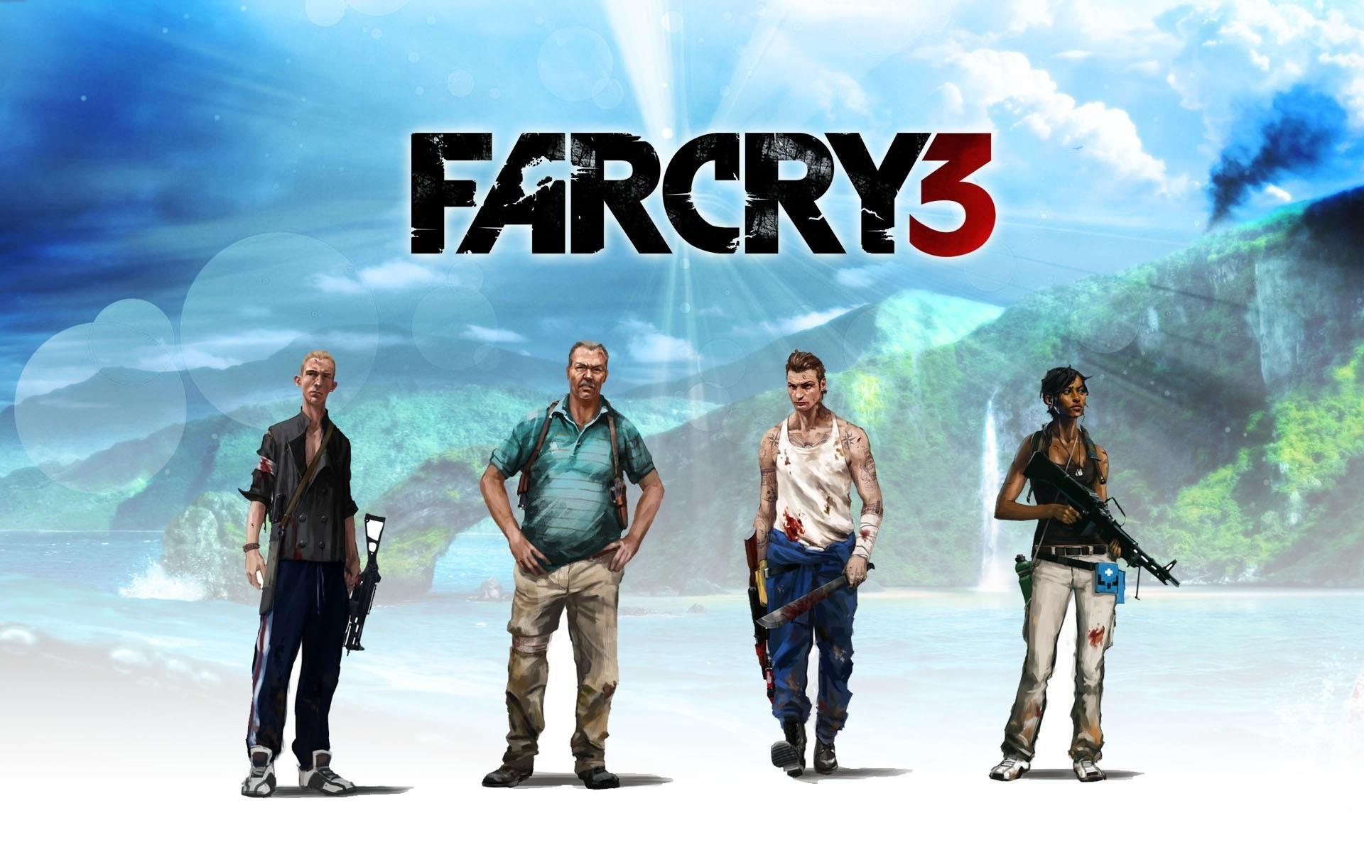 Far Cry 3 Wallpaper HD
