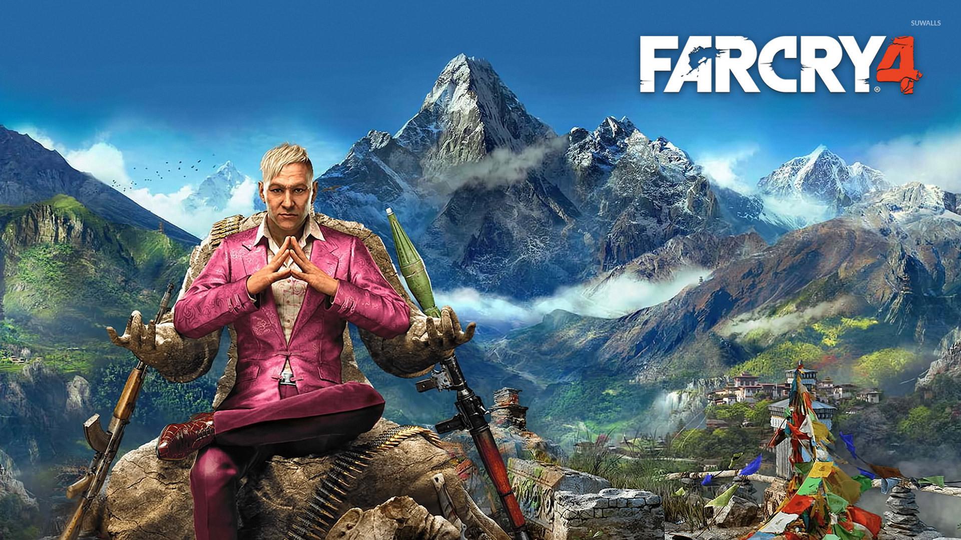 Far Cry 4 [2] wallpaper jpg