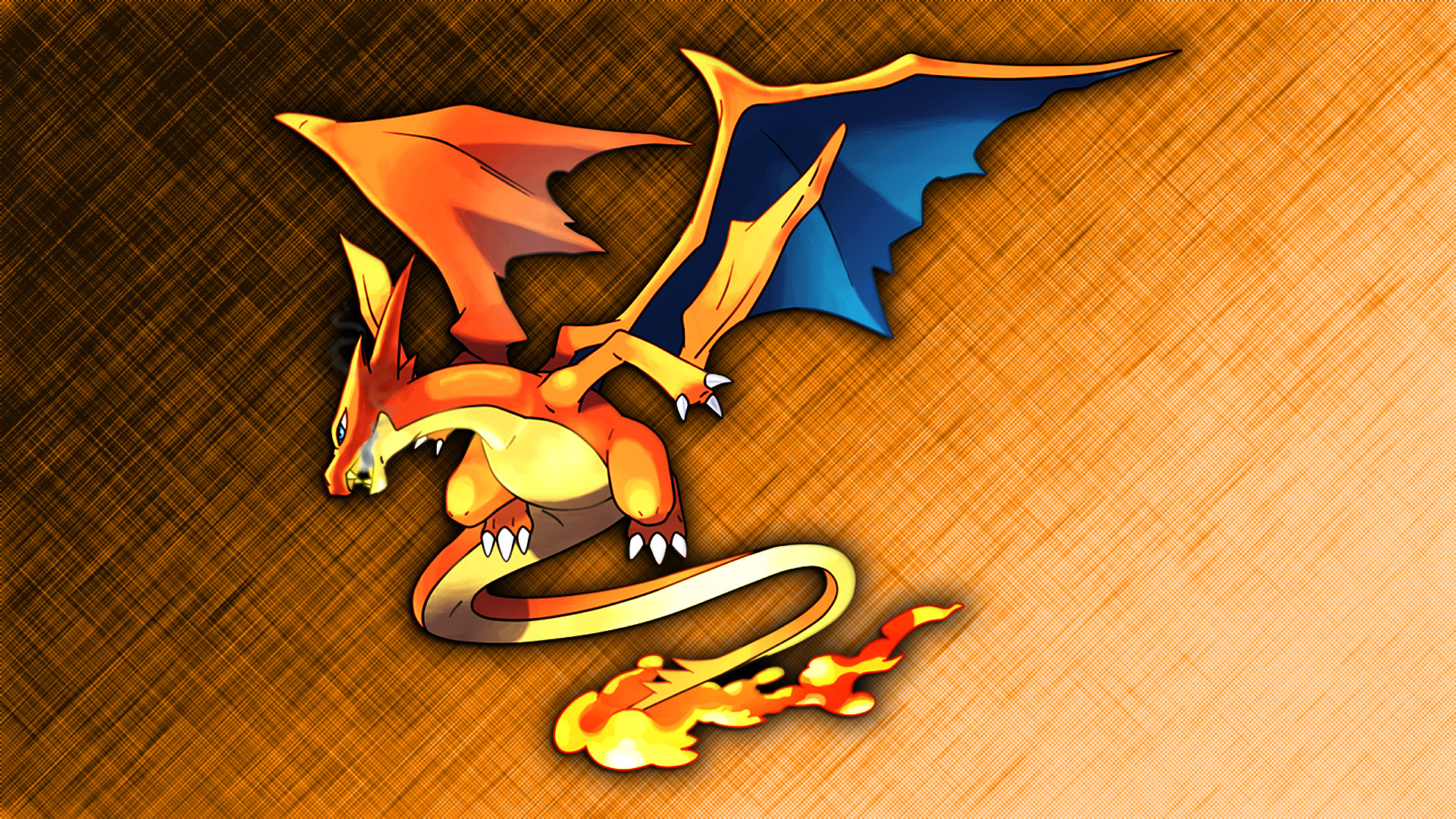 Pokemon Wallpaper Charizard Shiny Mega charizard y wallpaper by
