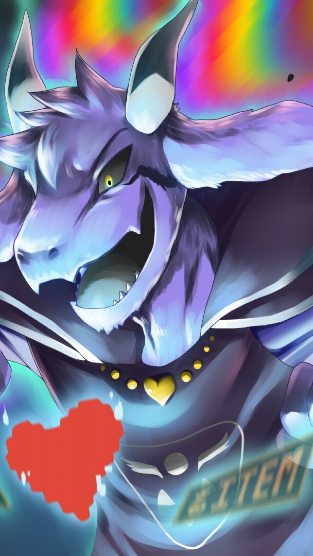 Undertale, Asriel Dreemurr, Heart, Monster
