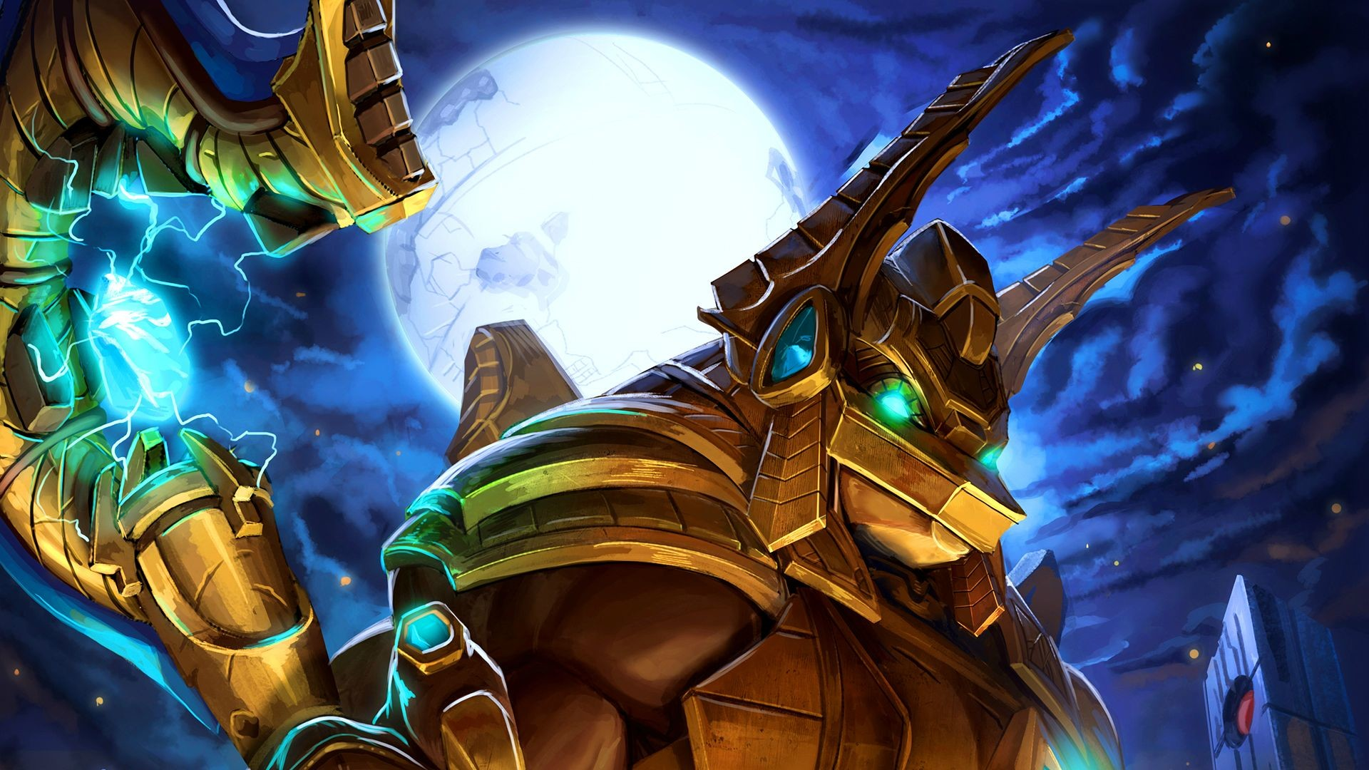 … something today and I hope this build works very well in ranked games  tell me if anything needs to be changed. Good Day and I will Smite on as  Anubis!