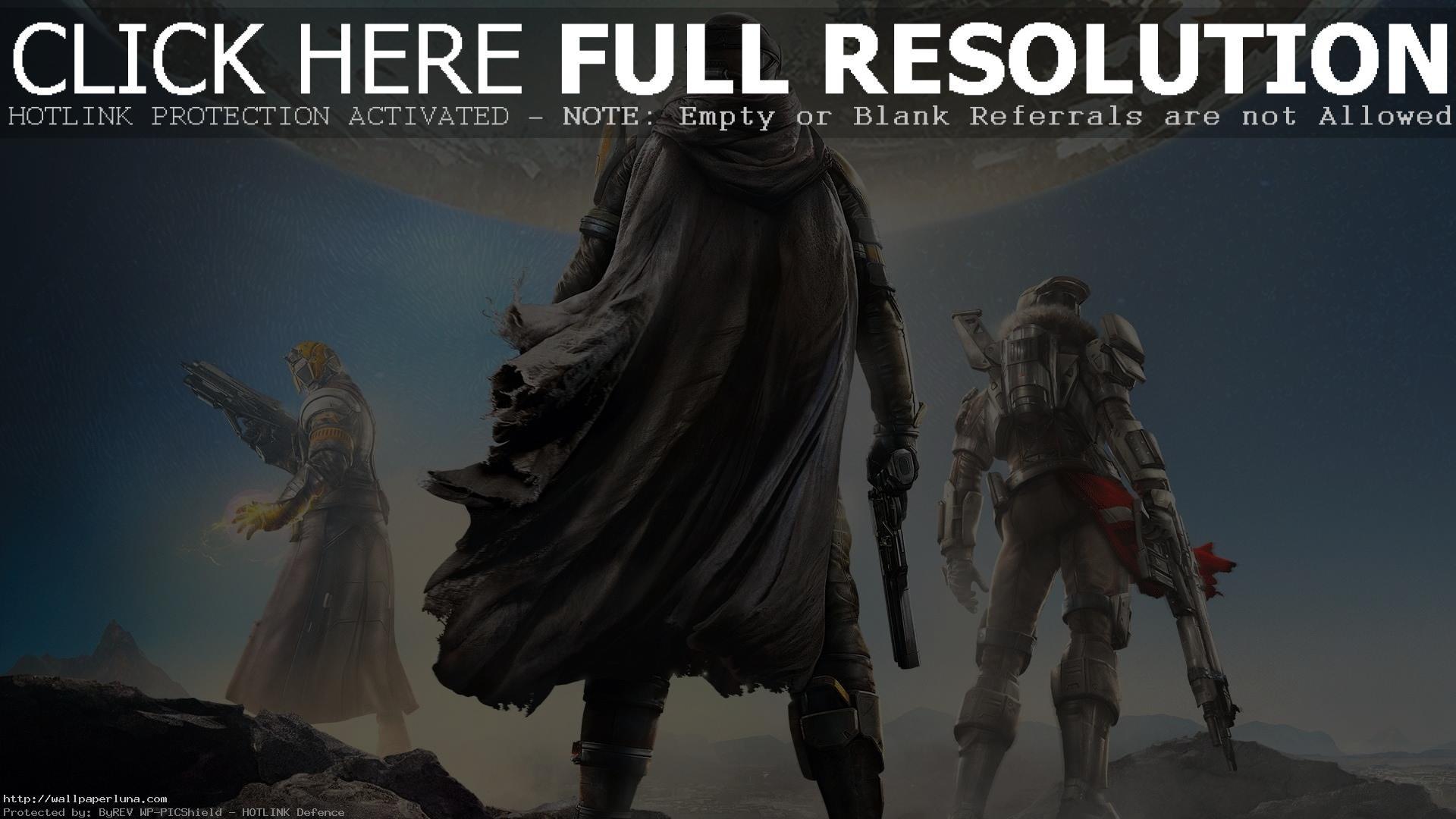 Best Destiny 2 HD Wallpapers