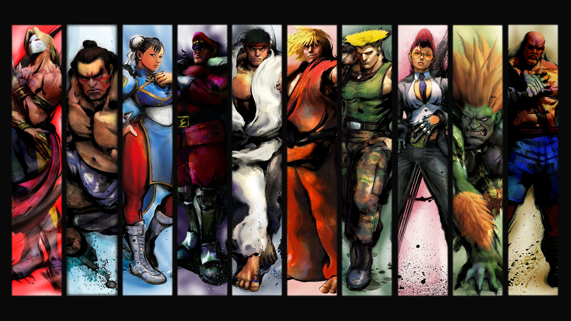241 Street Fighter HD Wallpapers | Backgrounds – Wallpaper Abyss – Page 2