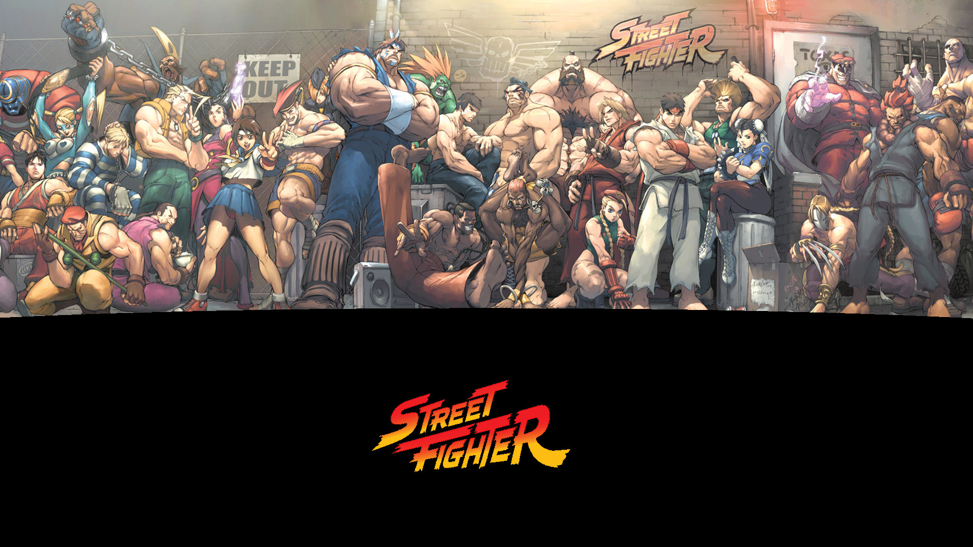 241 Street Fighter HD Wallpapers | Backgrounds – Wallpaper Abyss – Page 3