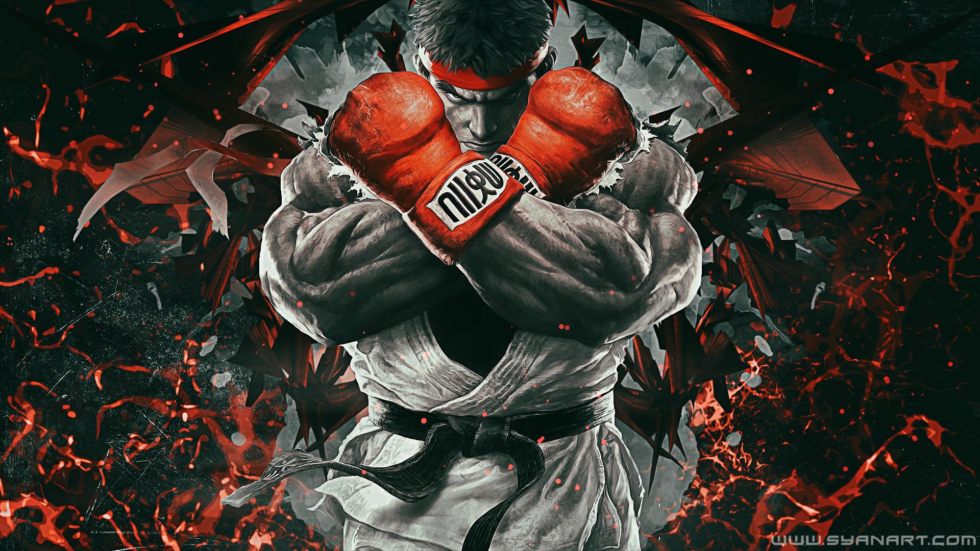 Ryu Street Fighter HD desktop wallpaper High Definition