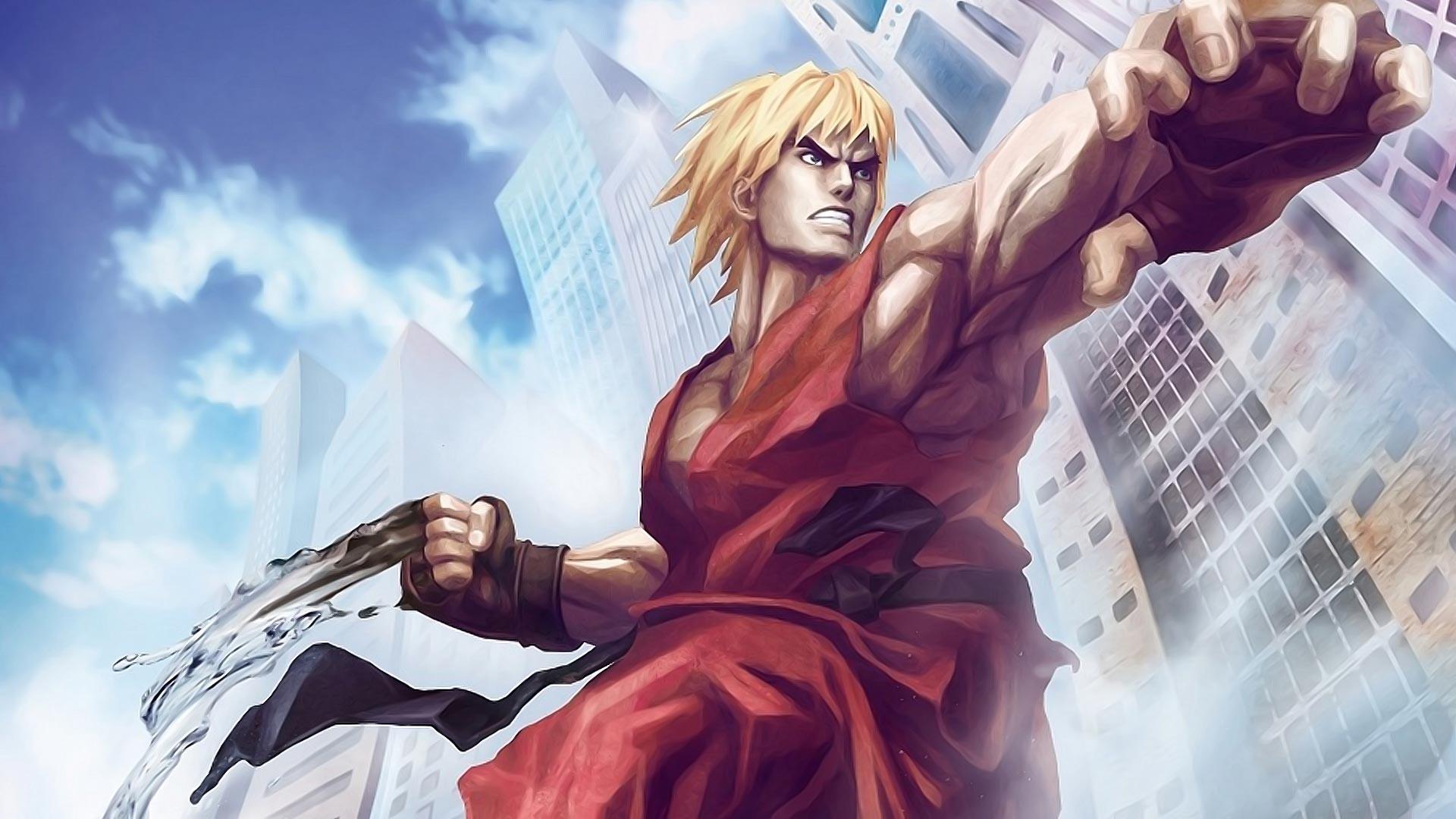 50 Street Fighter X Tekken HD Wallpapers