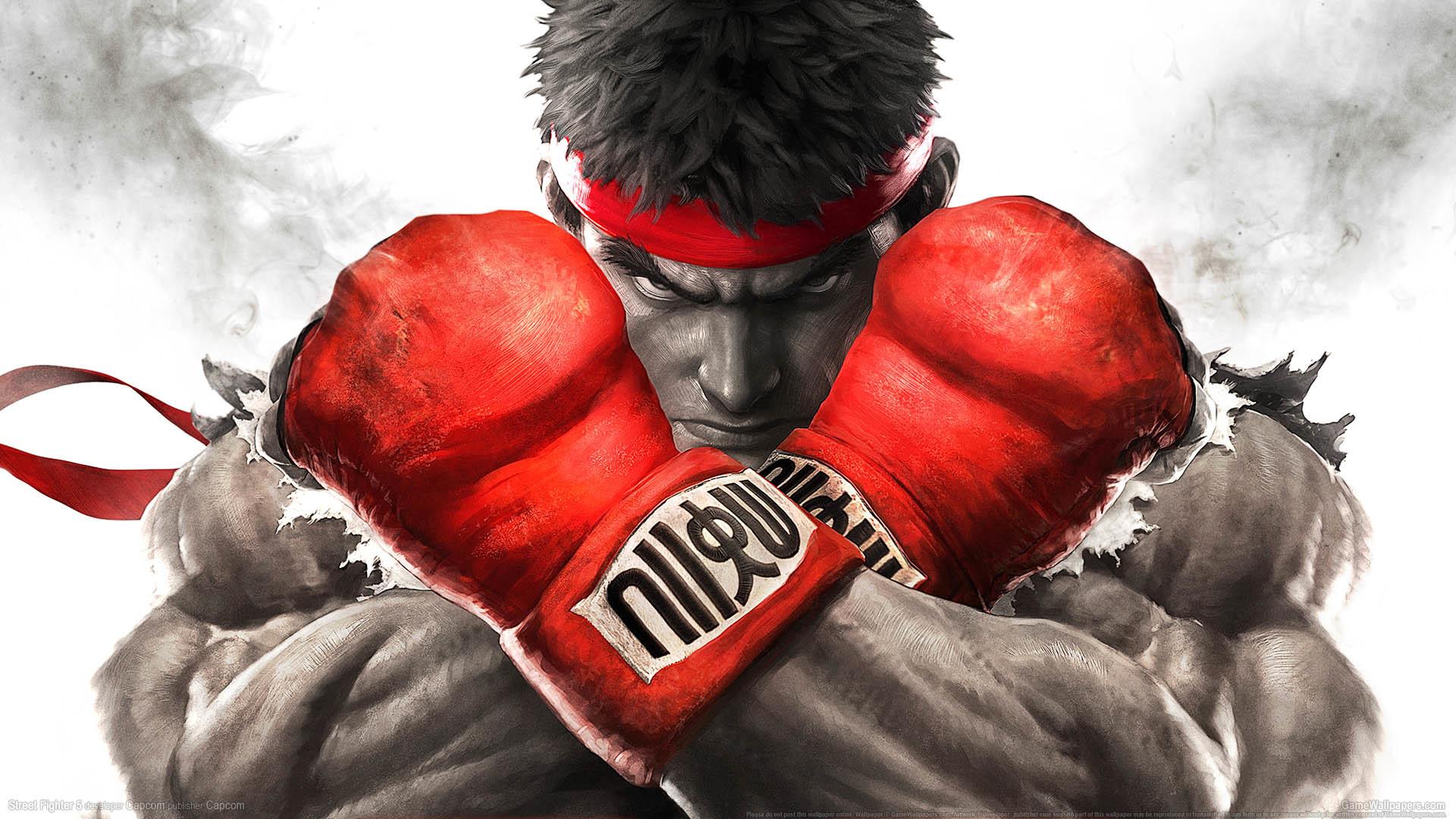 Street Fighter 5 wallpaper 01 1920×1080