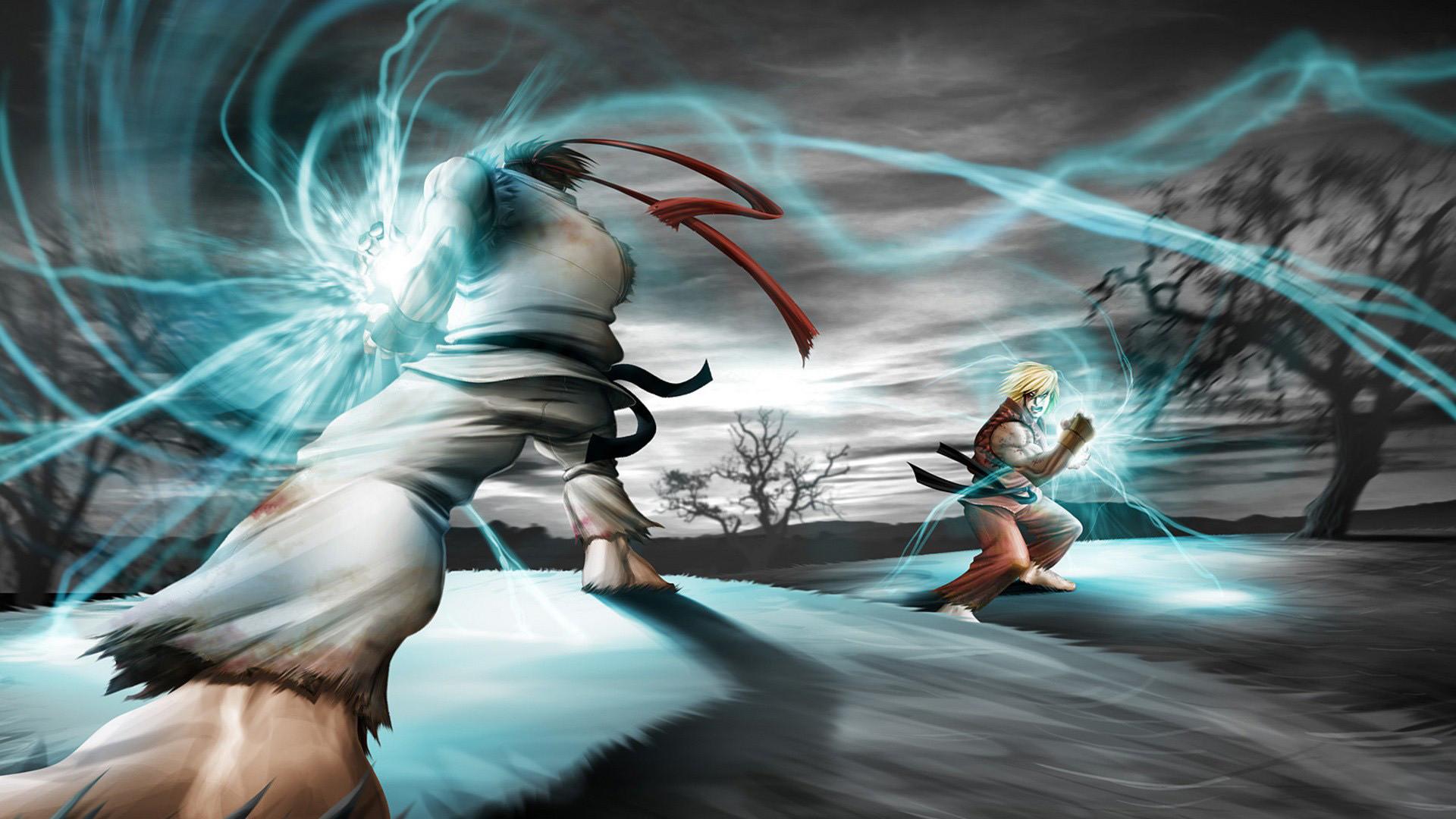 Street Fighter Wallpaper Hd