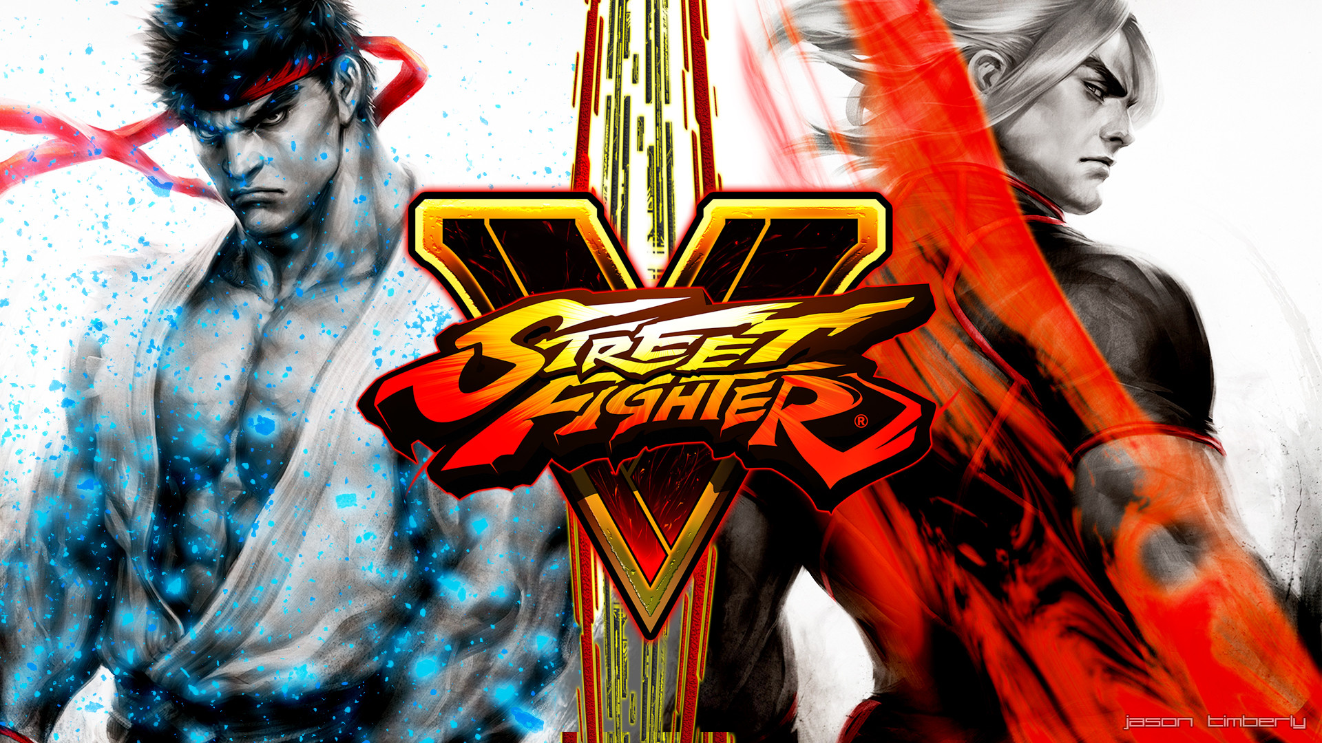 Video Game – Street Fighter Video Game Wallpaper