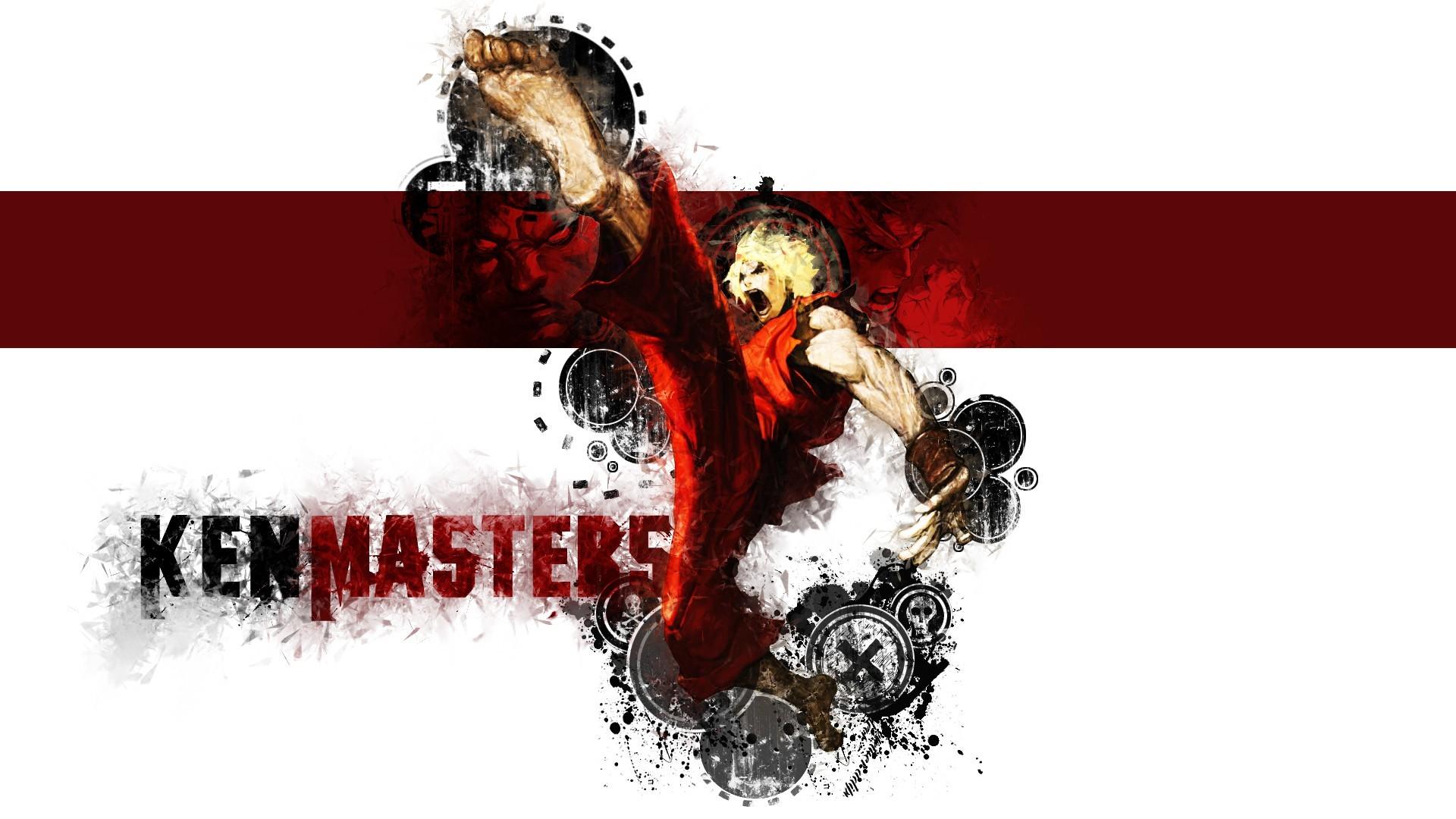 Street Fighter, Ken Masters Wallpapers HD / Desktop and Mobile Backgrounds
