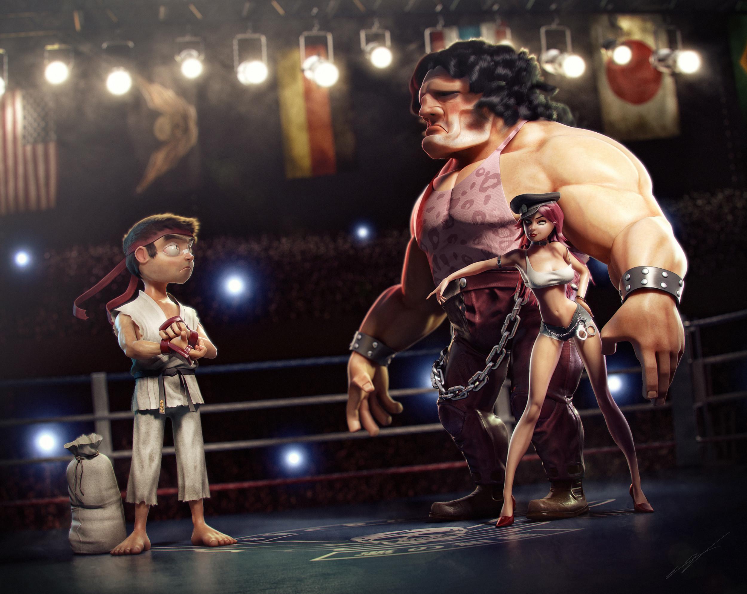Ryu Street Fighter V · HD Wallpaper | Background ID:174215
