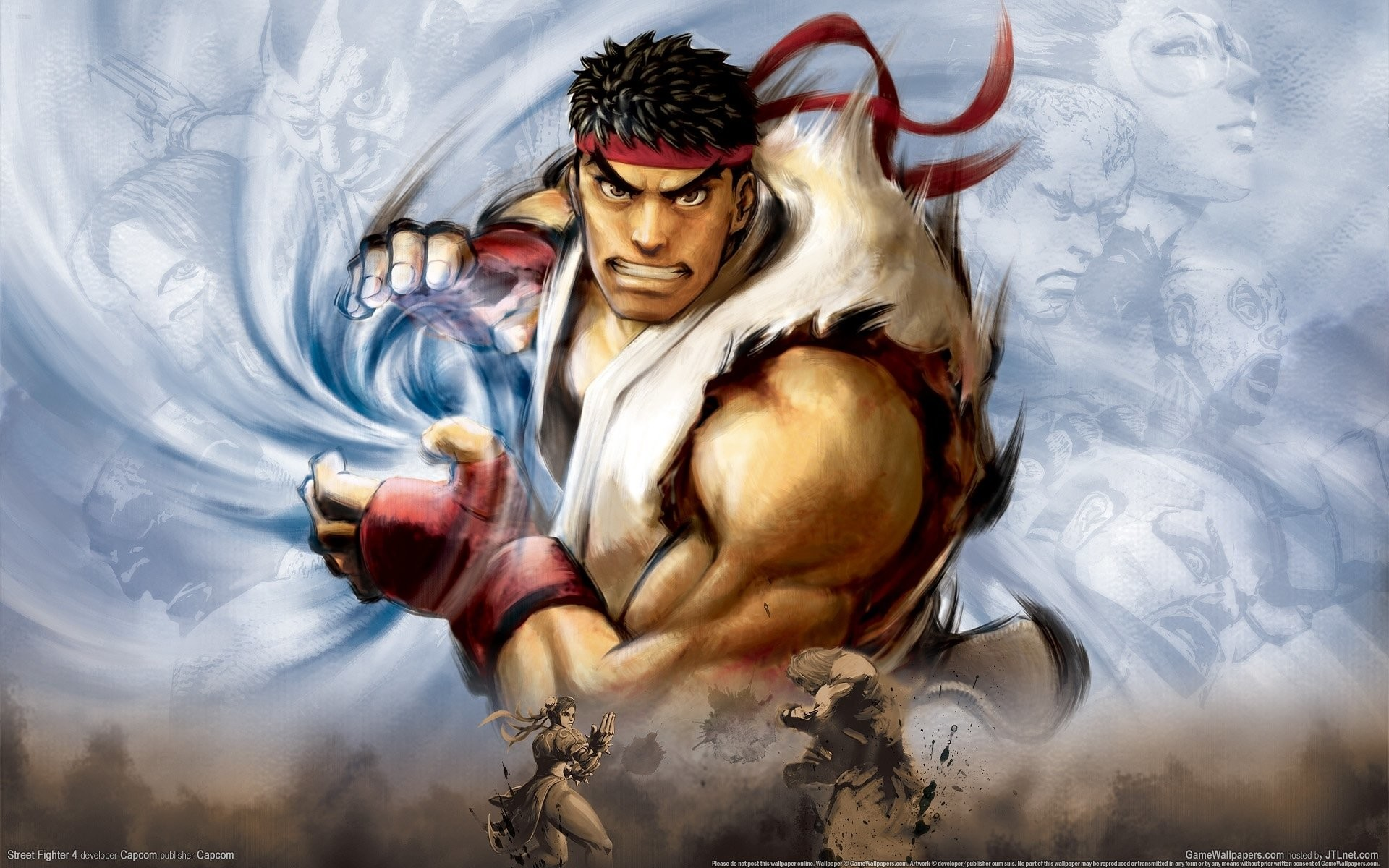 HD Wallpaper | Background ID:279137. Video Game Street Fighter. 3  Like