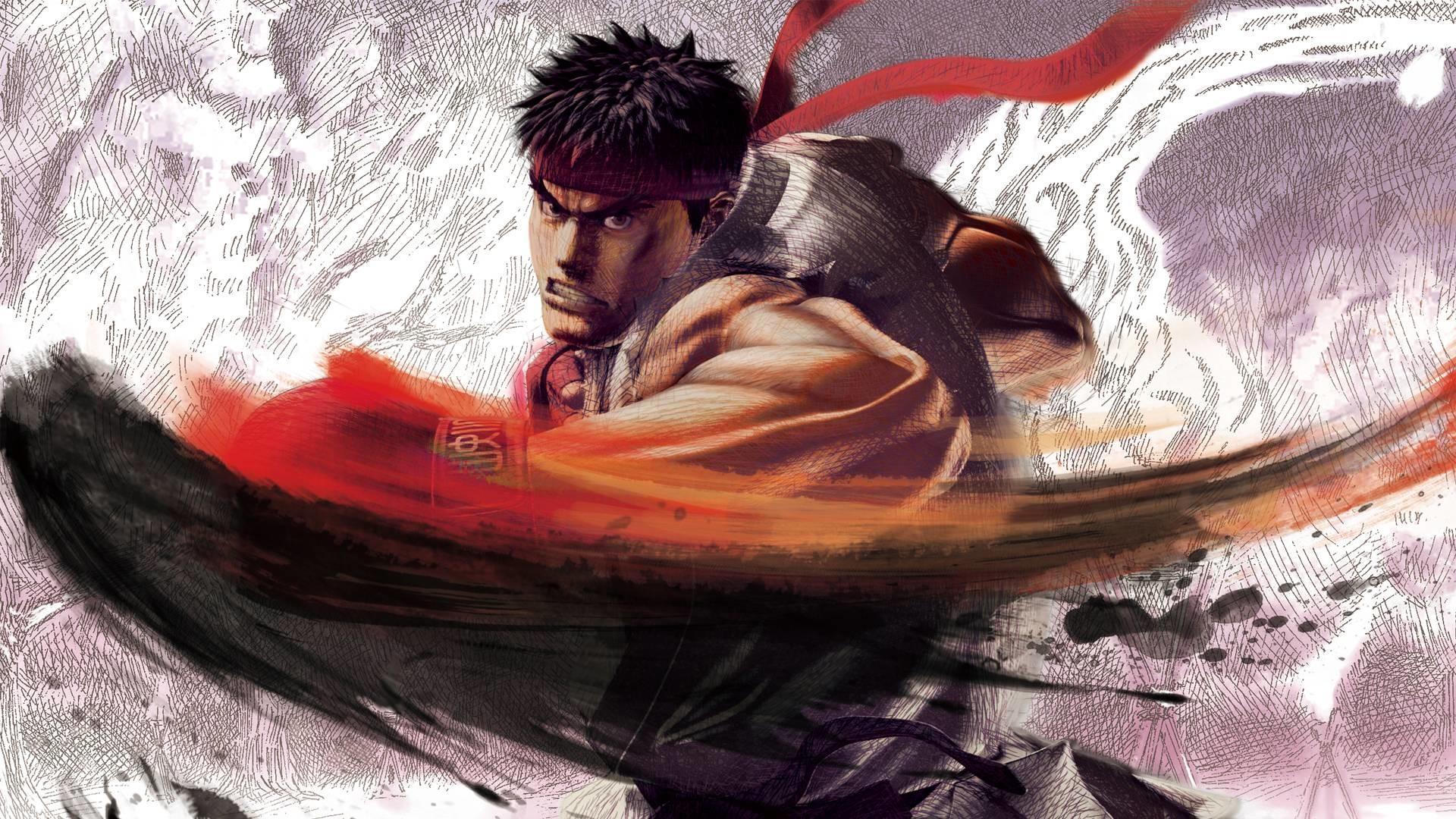 Super Street Fighter 4 Wallpaper 1080p