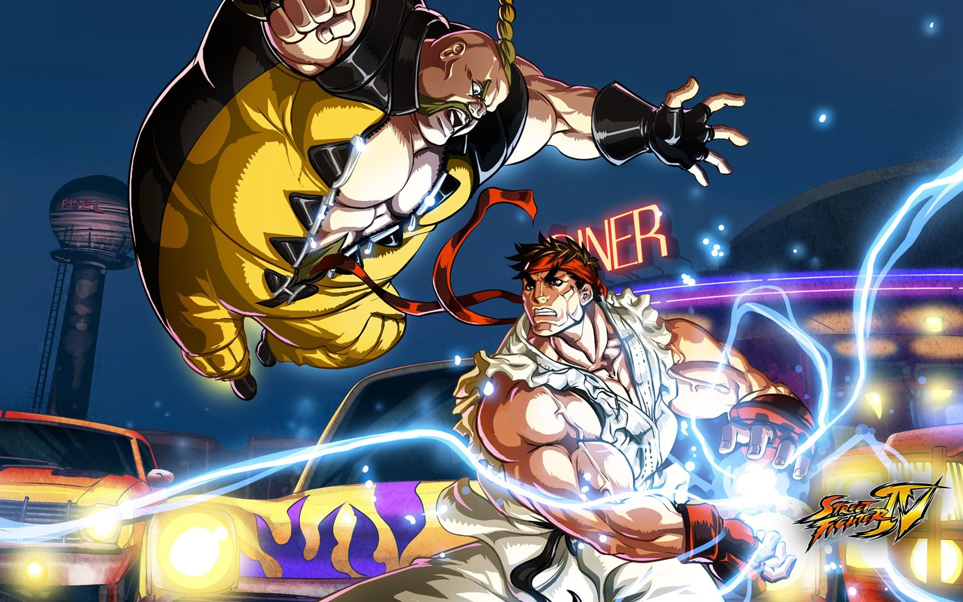 HD Wallpaper | Background ID:285659. Video Game Street Fighter
