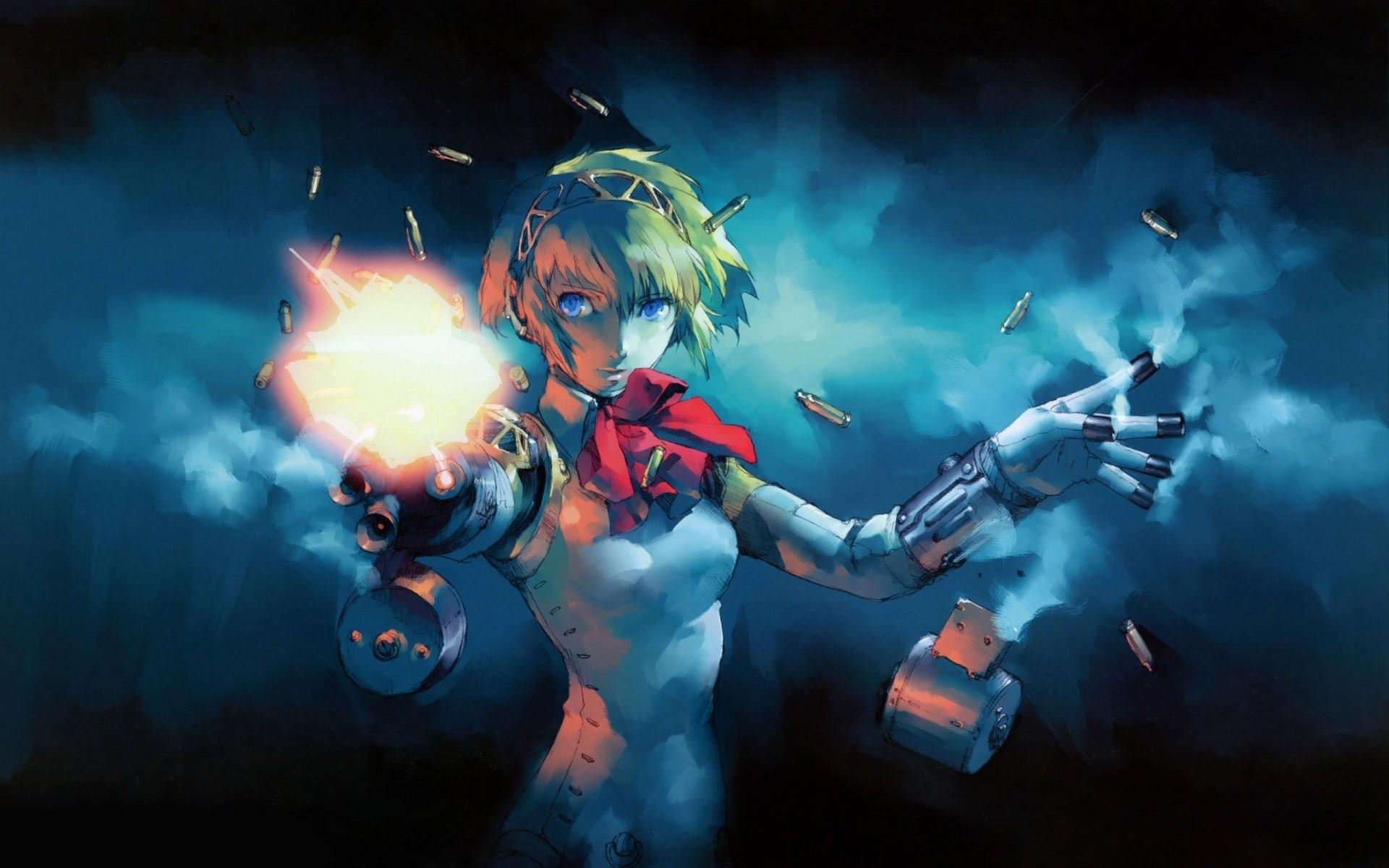 Aigis – Shin Megami Tensei Persona 3 …
