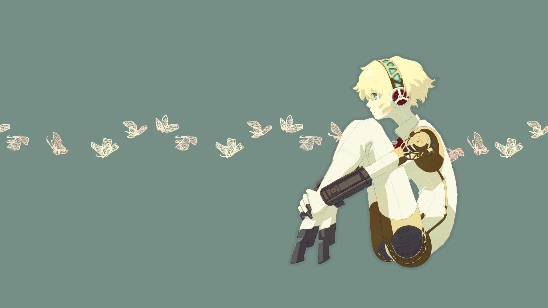Video Game – Persona 3 Aigis (Persona) Persona Wallpaper