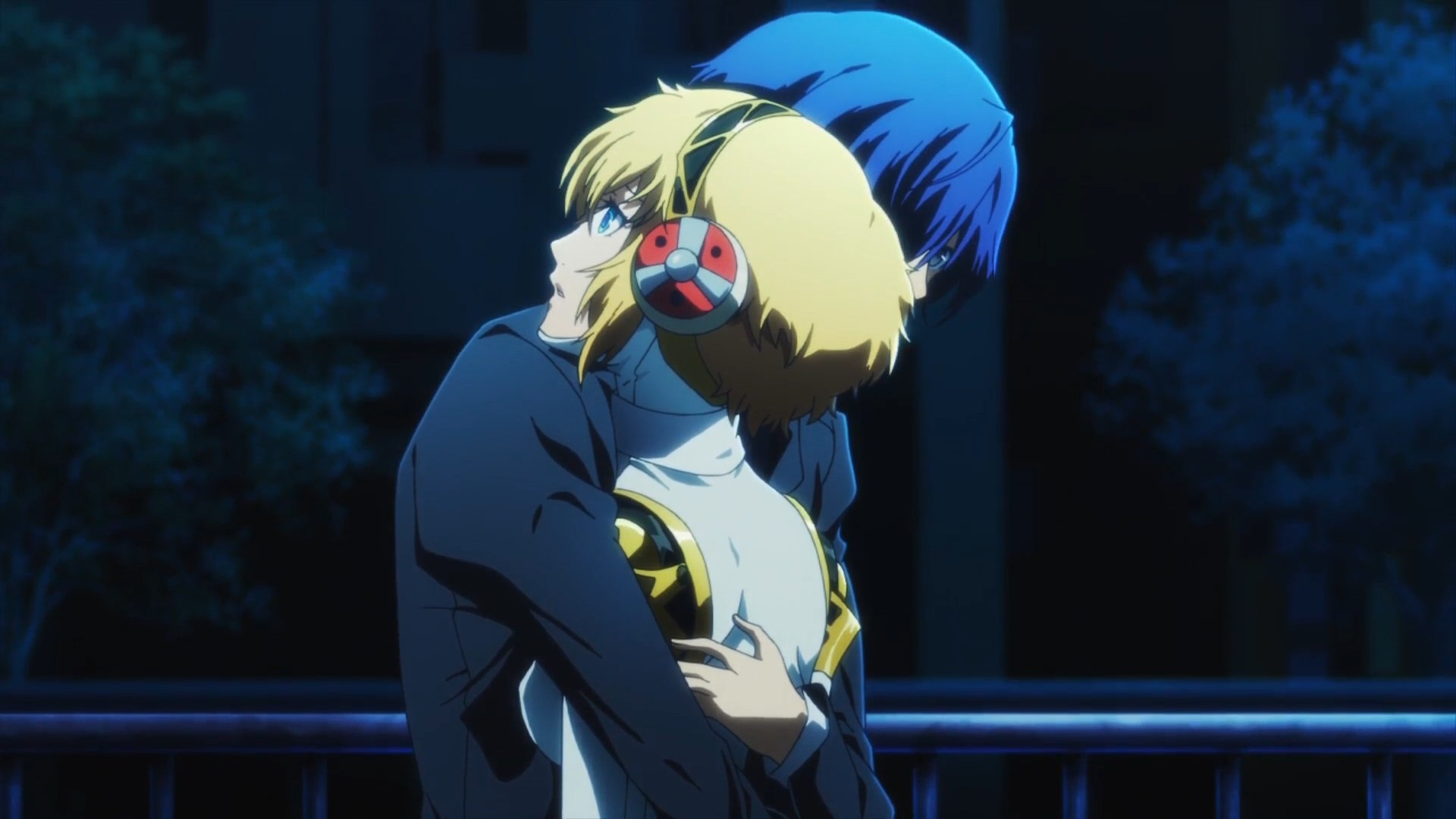 And nowhere is this more evident than in the way this movie handled Makoto,  Aigis …