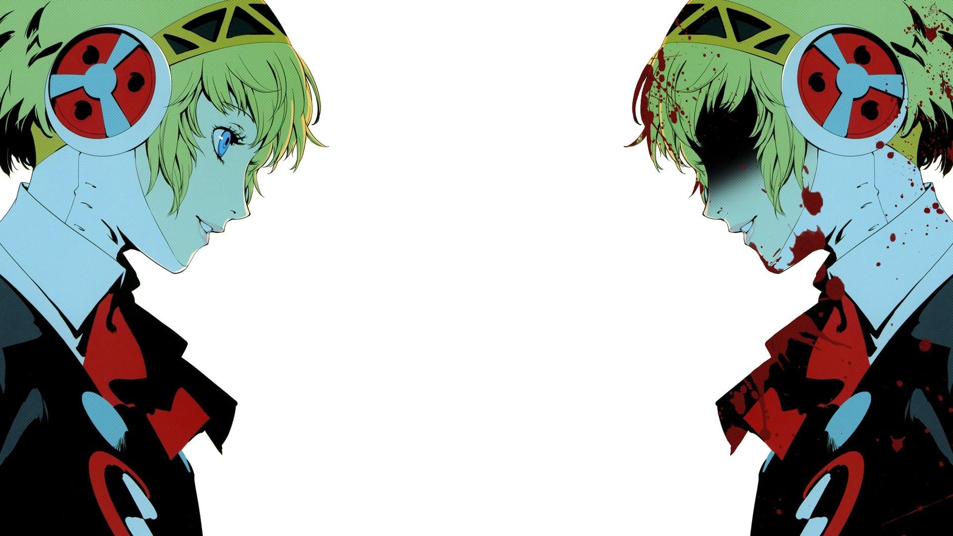 Shadow Aigis (Persona 3) [1920×1080] …
