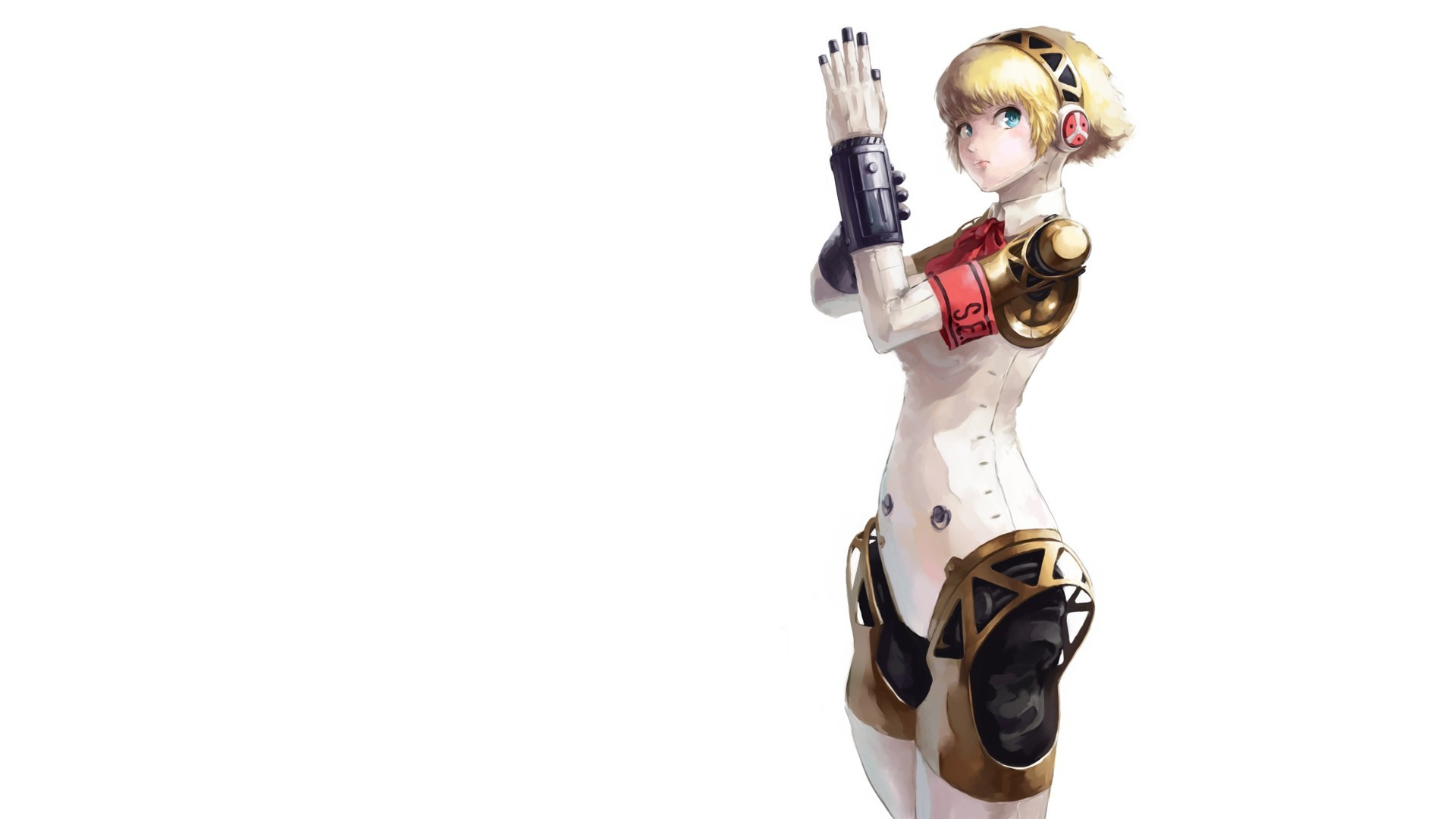 wallpaper Android · Persona series · Persona 3 · Aigis