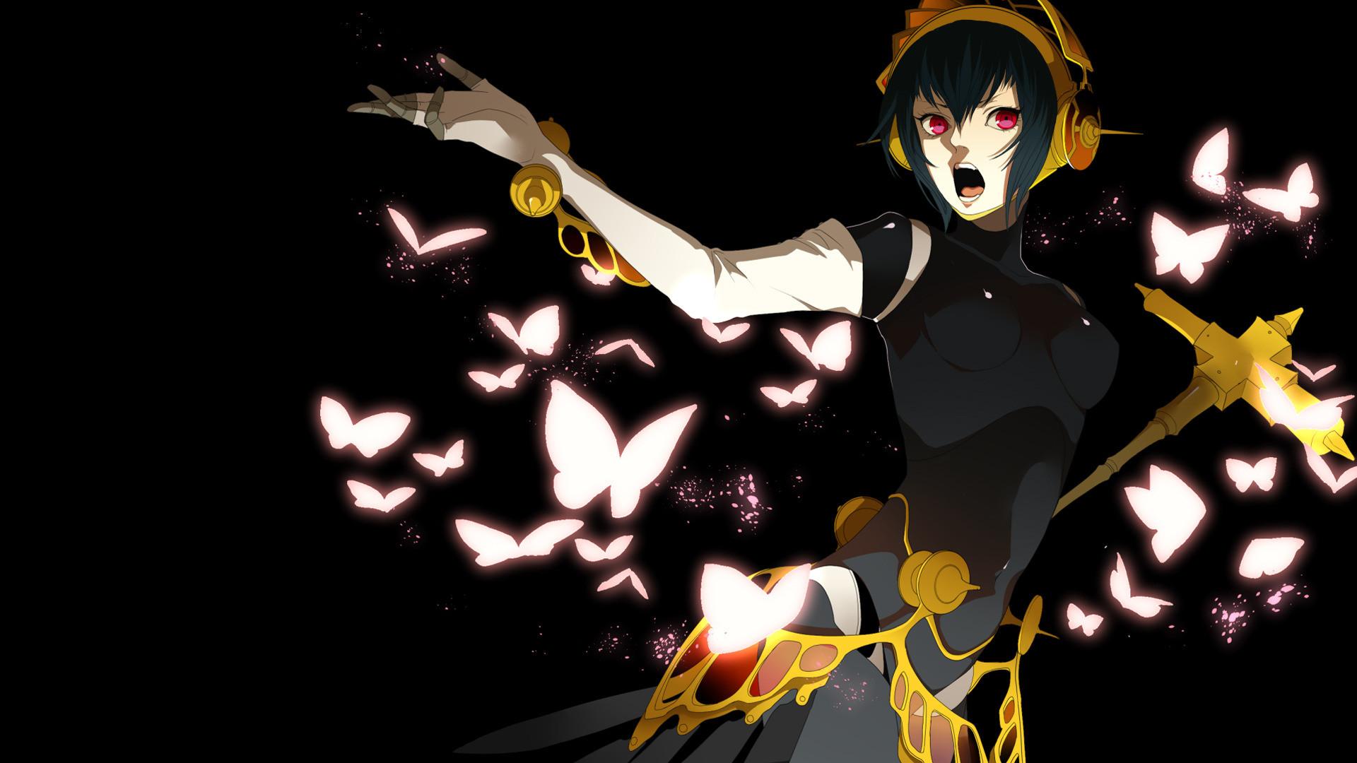 Metis – Persona 3 HD Wallpaper 1920×1080