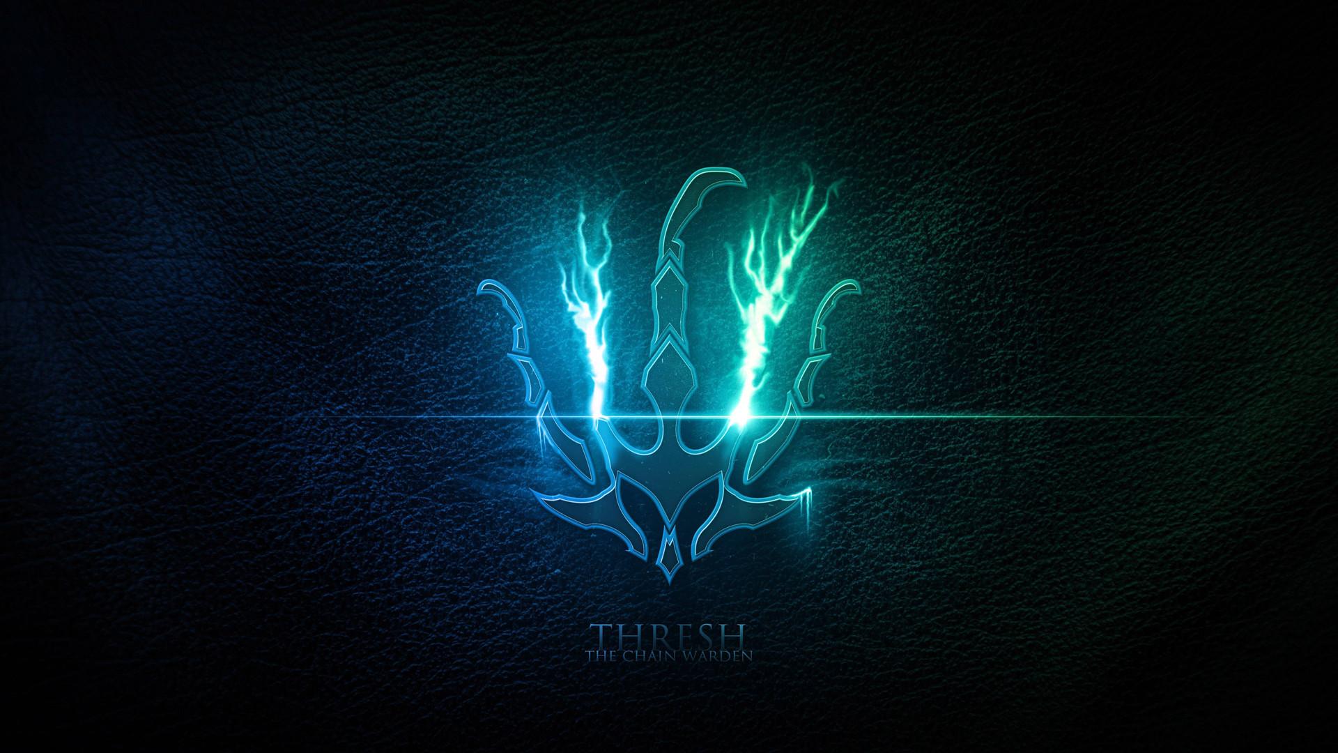 Thresh logo icon League of Legends