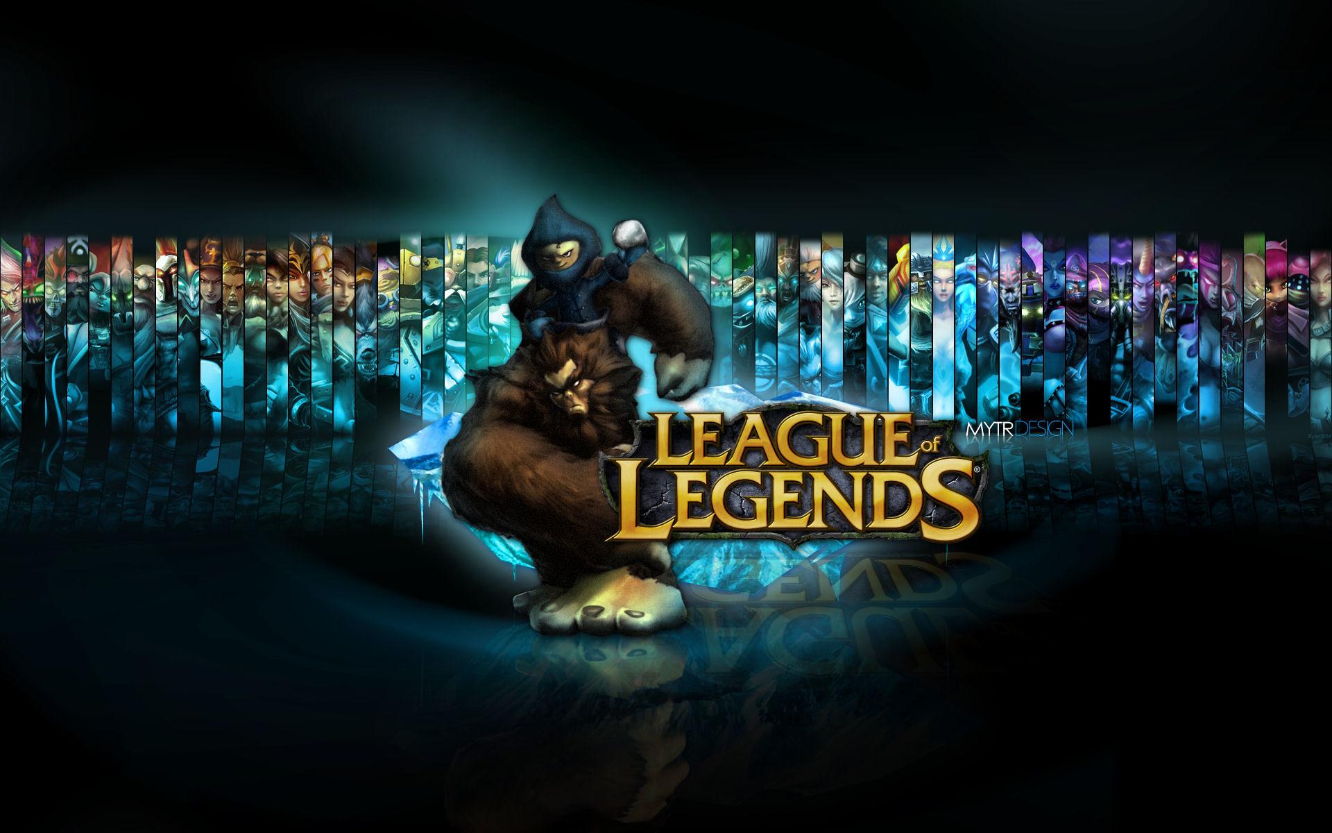 League of Legends LoL Wallpapers Best Wallpapers 1920×1080 Lol Wallpapers  (37 Wallpapers)