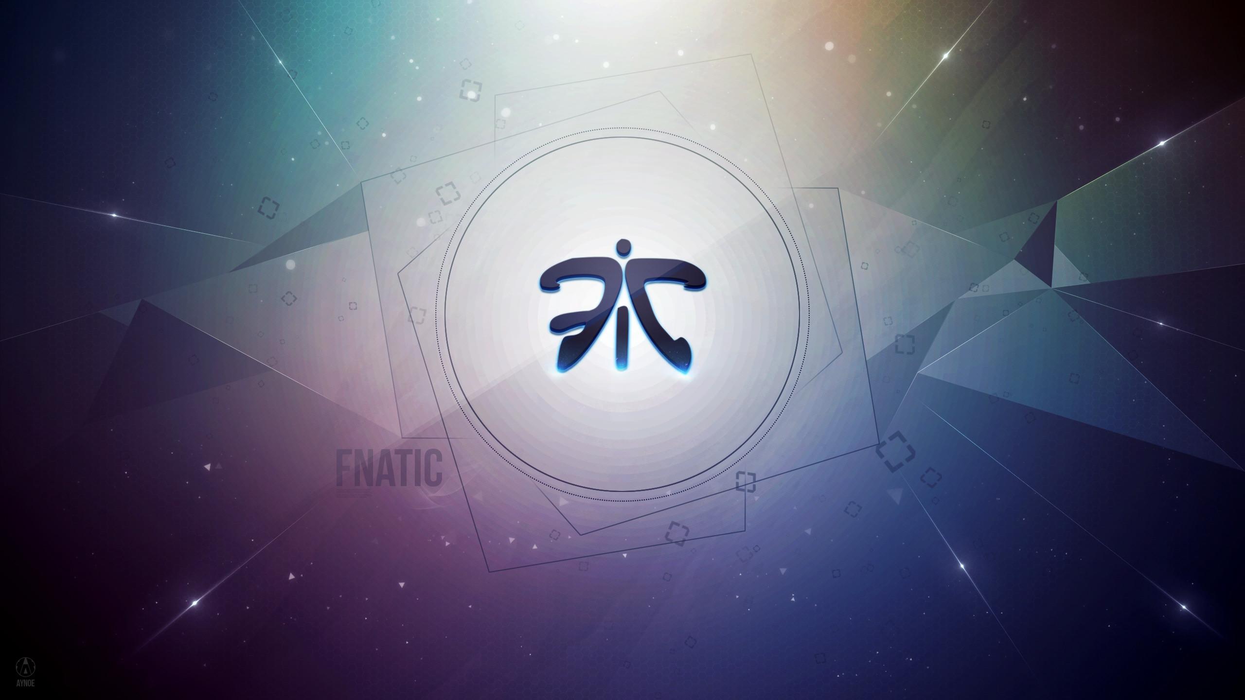 … Fnatic 3.0 Wallpaper Logo – League of Legends by Aynoe