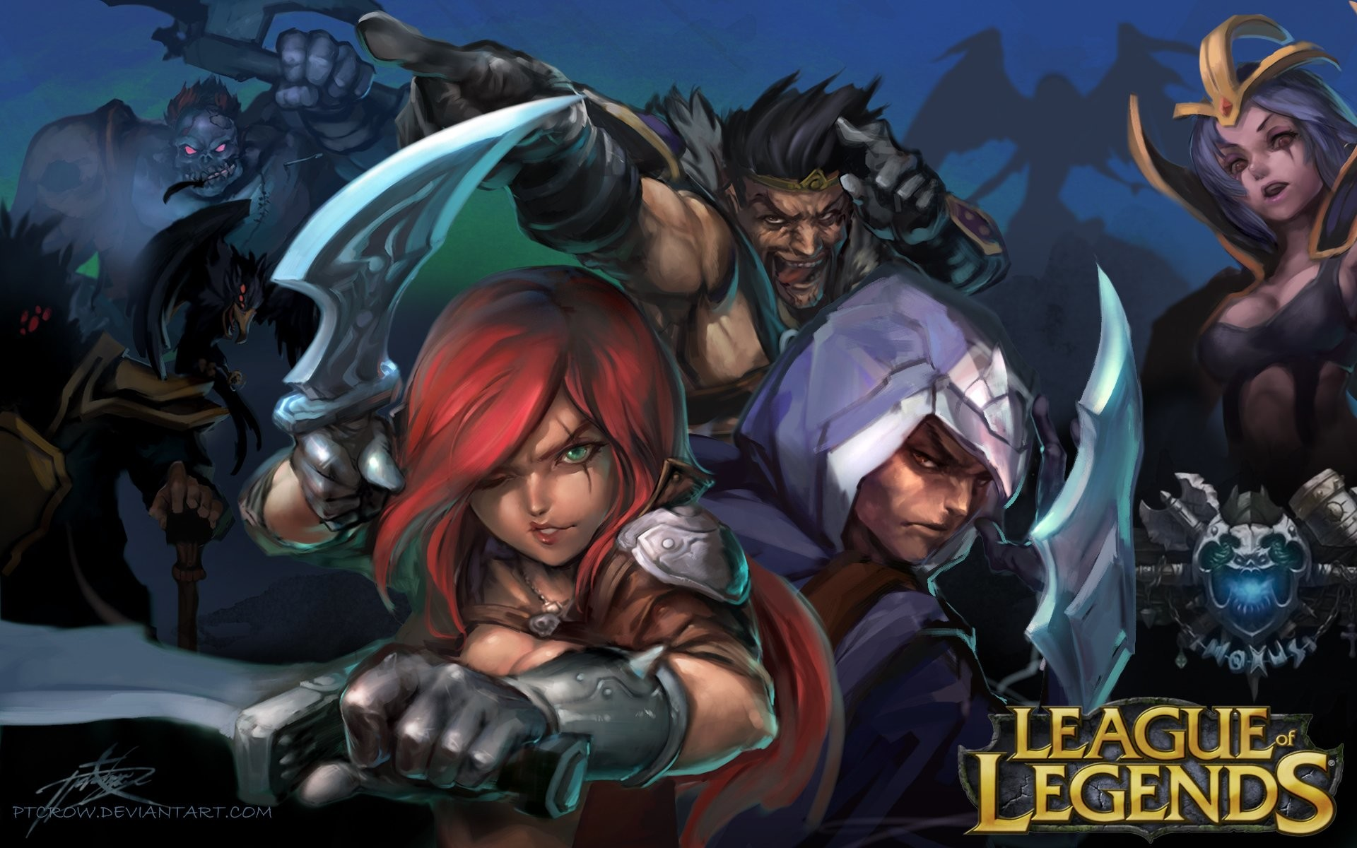 HD Wallpaper   Background ID:587026. Video Game League Of Legends
