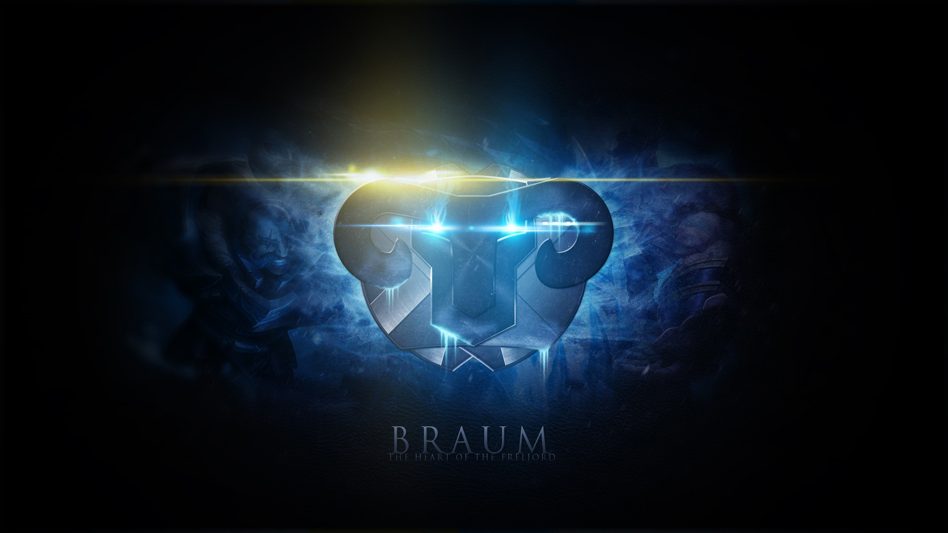 Braum logo icon League of Legends