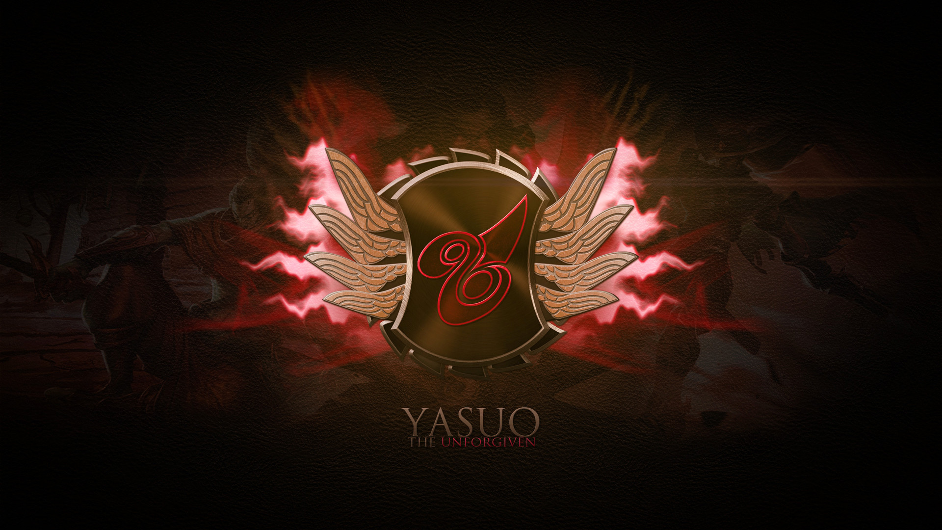 Yasuo logo icon League of Legends