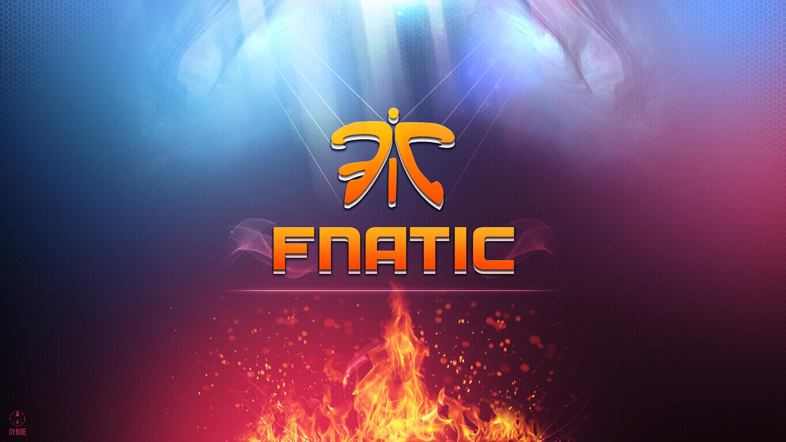 … Fnatic 2.0 Wallpaper Logo – League of Legends by Aynoe