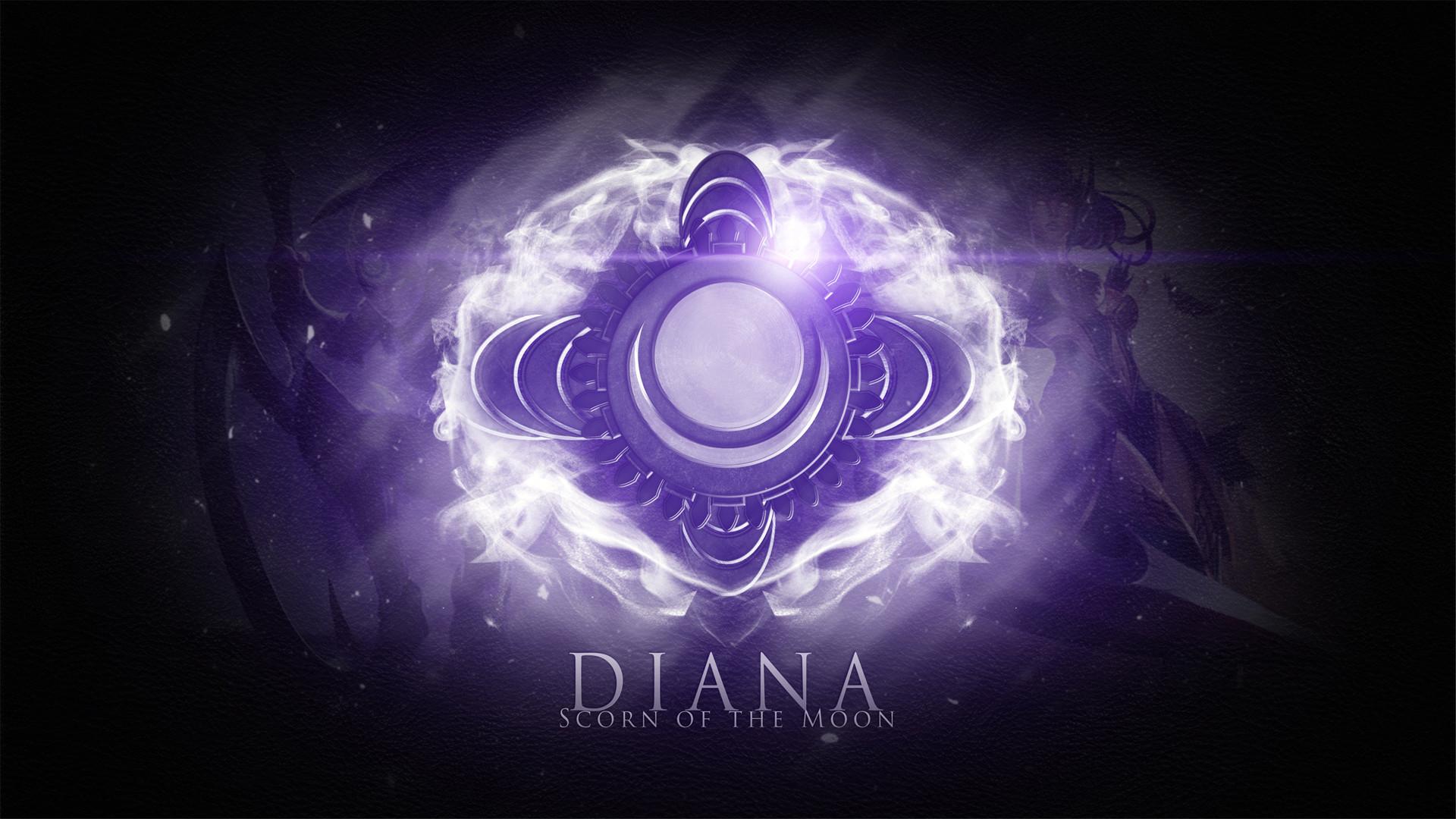 Diana logo icon League of Legends