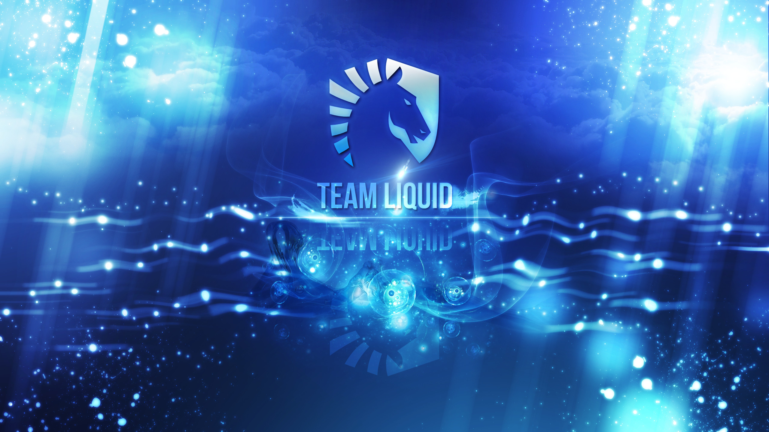 … Team Liquid Wallpaper Logo – League of Legends by Aynoe