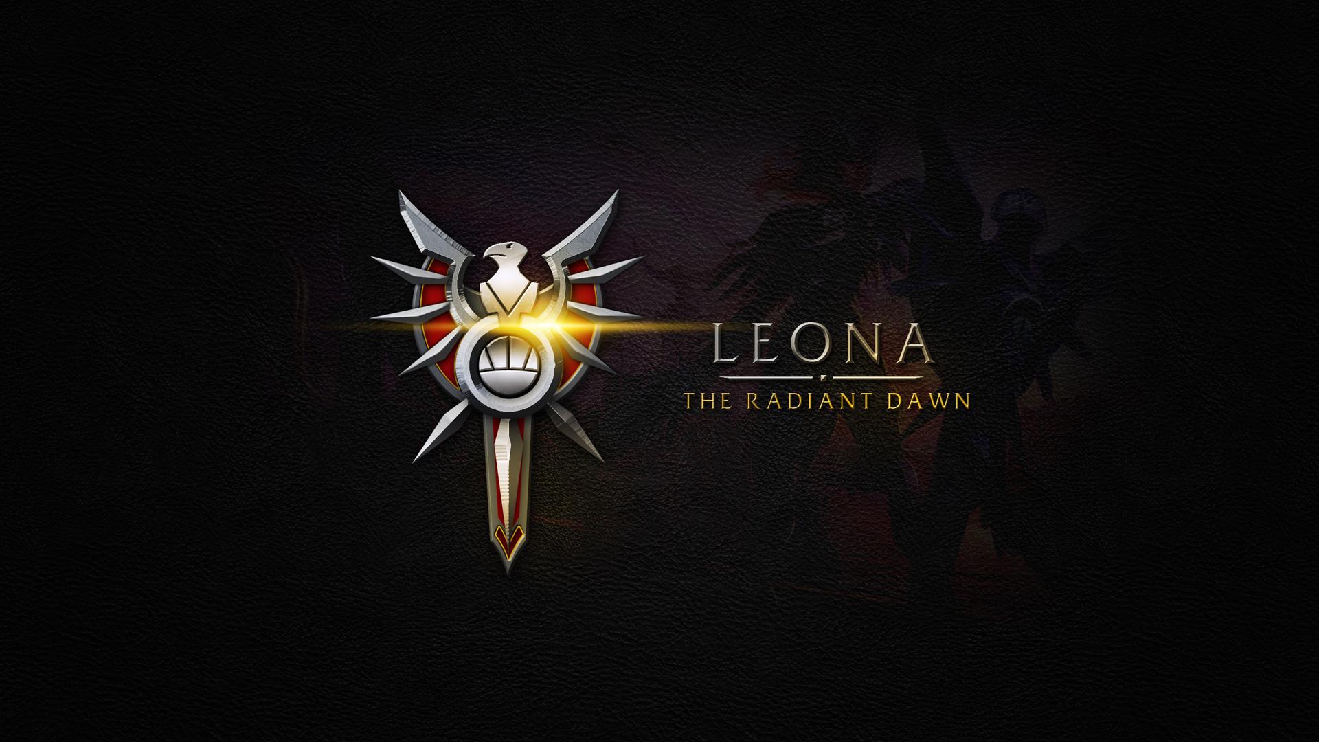Leona logo icon