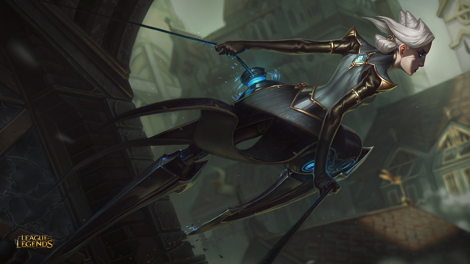 3 Camille (League Of Legends) HD Wallpapers   Backgrounds – Wallpaper Abyss