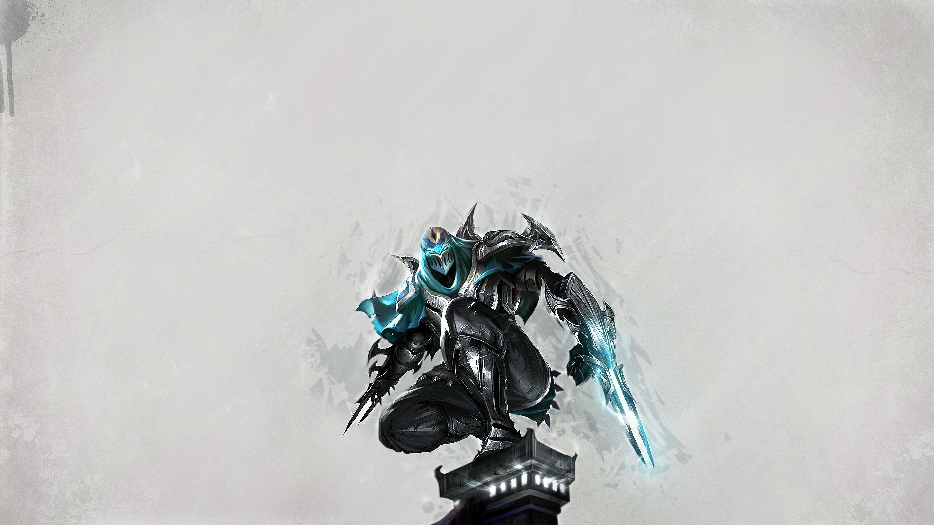 Zed. League of Legends Zed Wallpaper