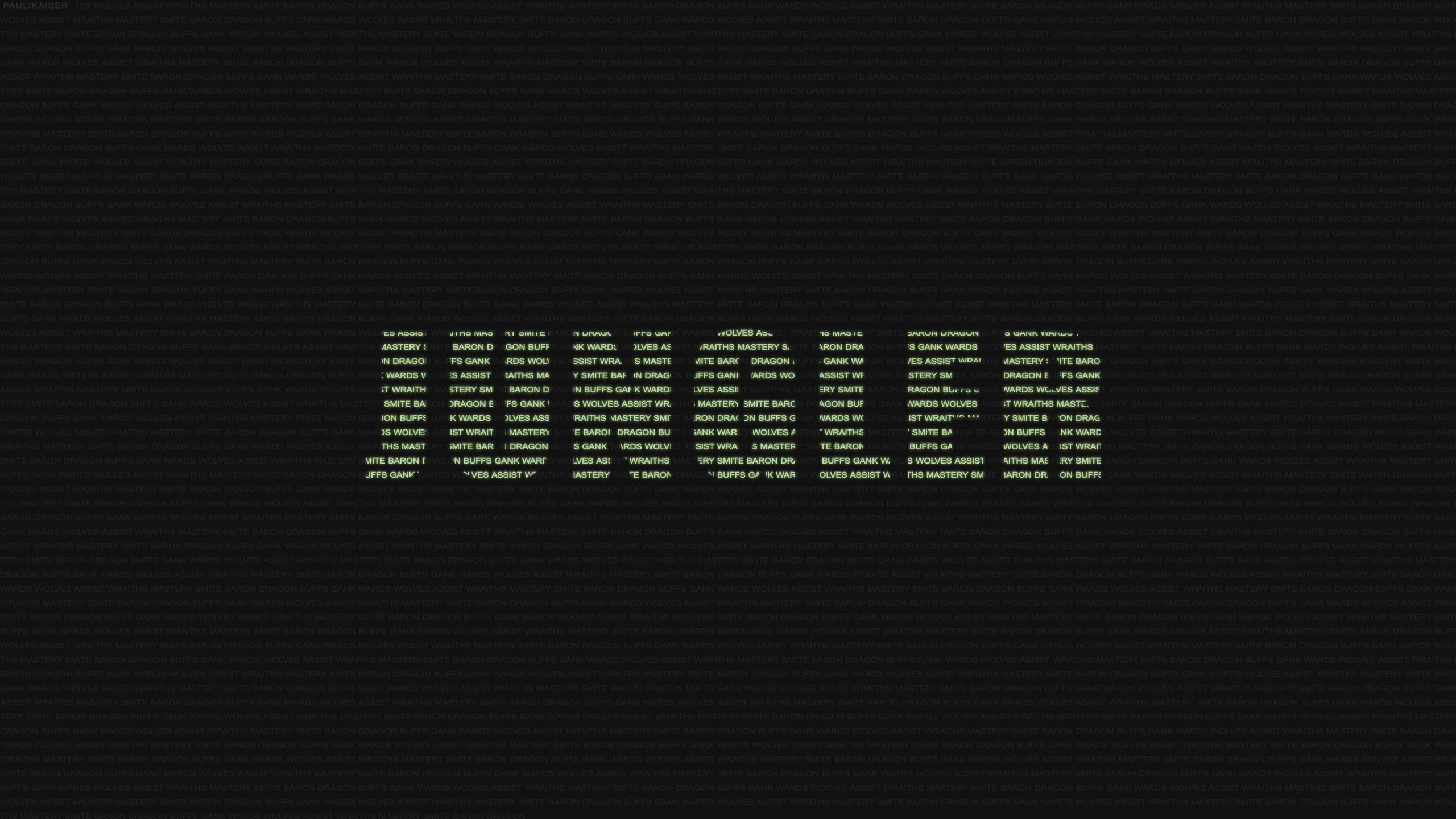 Jungle by Paulikaiser HD Wallpaper Fan Art Artwork League of Legends lol