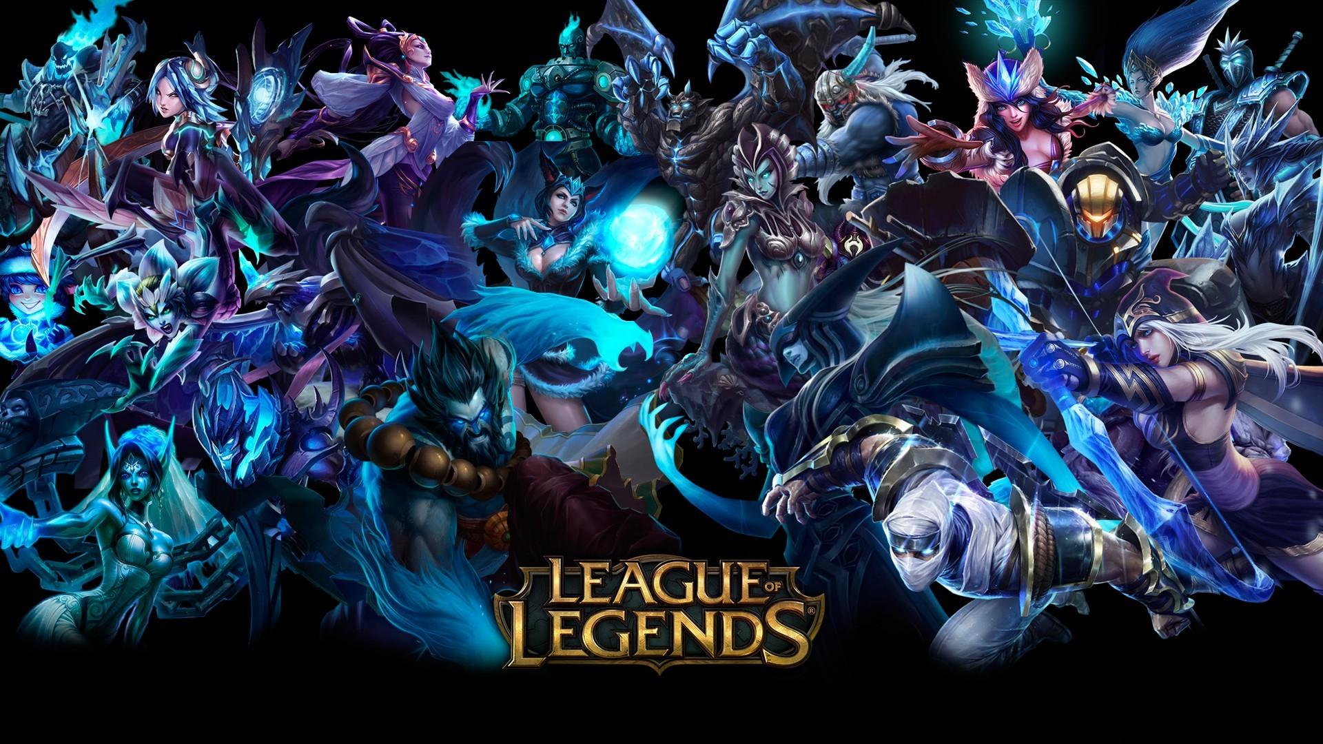 league of legends game wallpaper 007