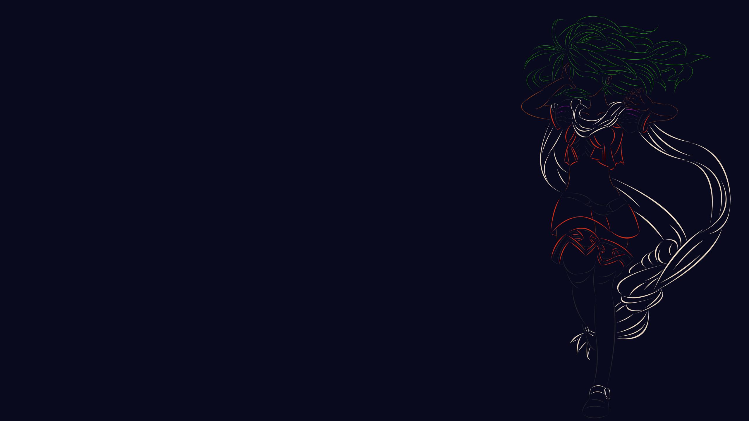 Xenogears – Emeralda wallpaper by Carionto Xenogears – Emeralda wallpaper  by Carionto