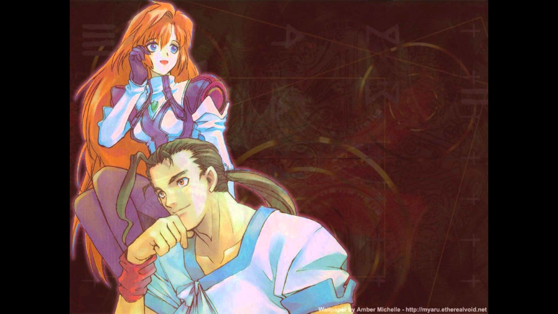 Two Wings – Xenogears Intro Theme (Japanese Vocals)
