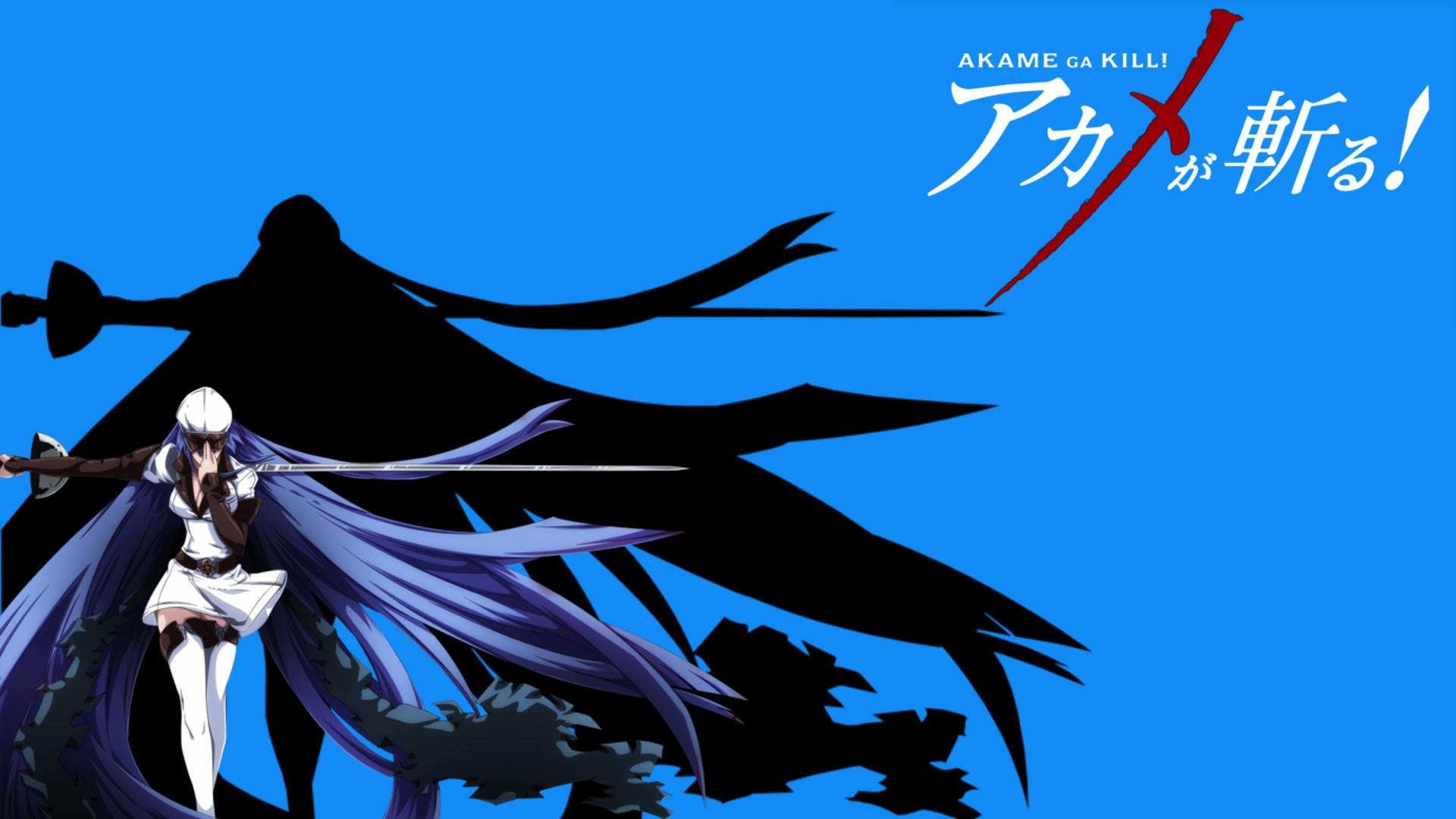 Esdeath, Akame Ga Kill! robot, Xenogears Wallpaper HD