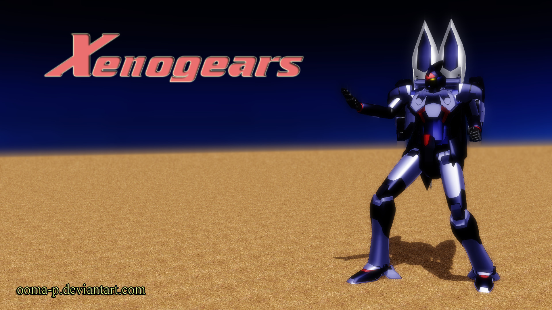 … Xenogears – Welltall by Ooma-p