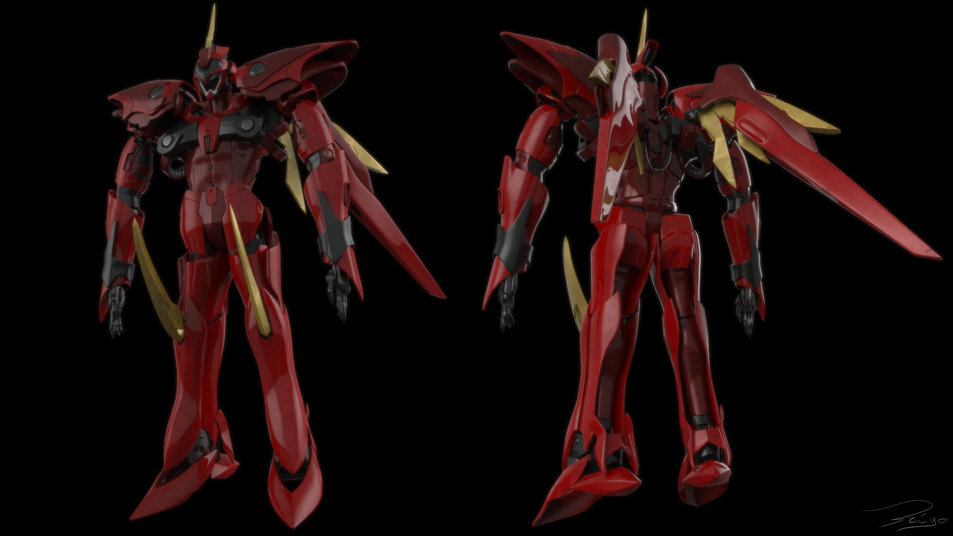 A Few Of My Replica Builds – Gundam Breaker 3 Message Board for PlayStation  4 – Page 12 – GameFAQs