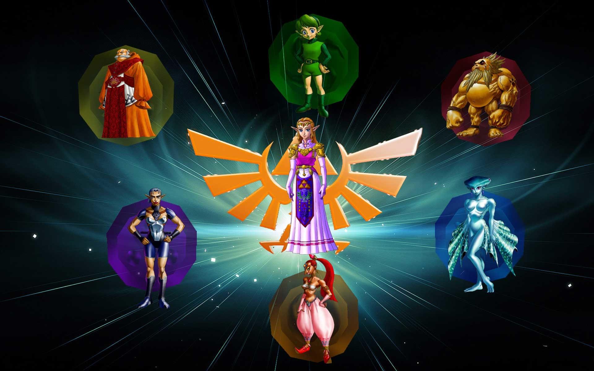 The Legend of Zelda: Ocarina of Time images zelda desktop wallpaper HD  wallpaper and background photos
