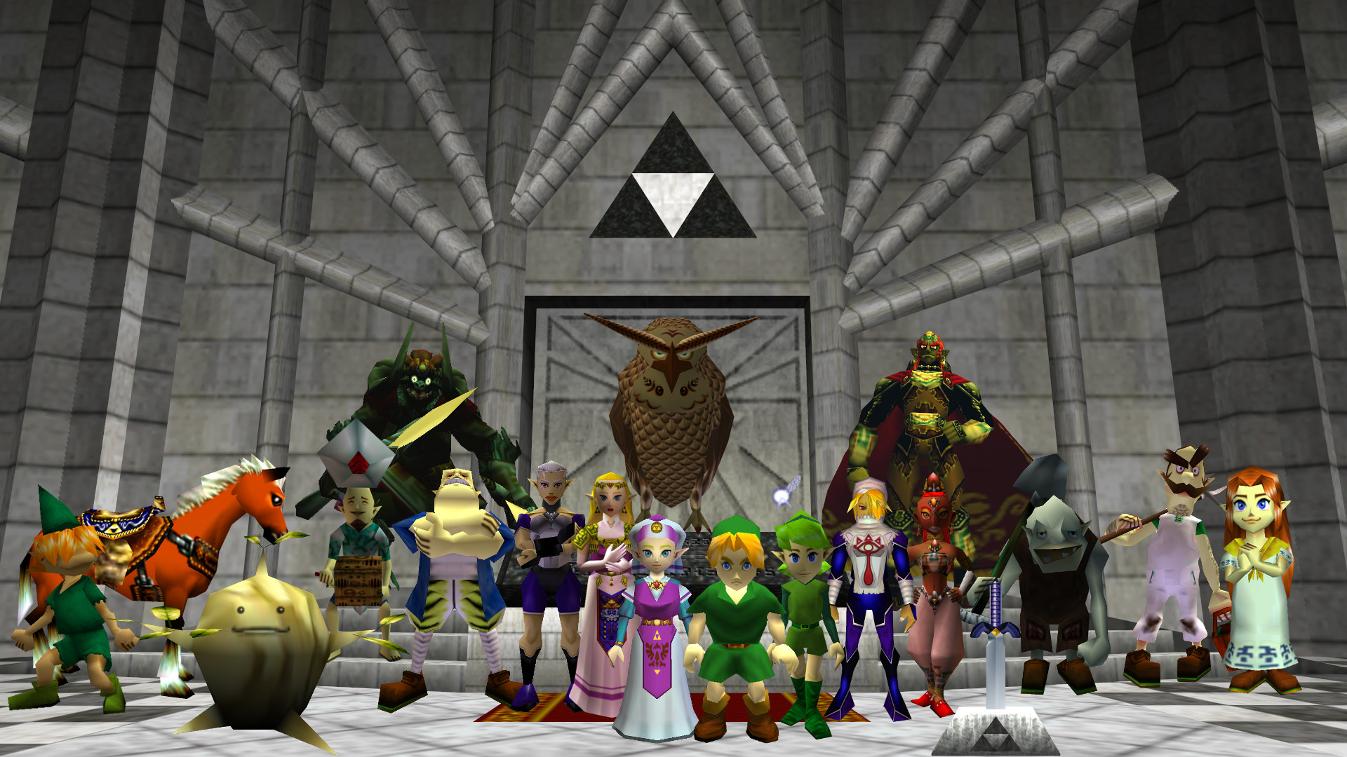 The Legend of Zelda: Ocarina of Time images Ocarina of Time Wallpaper HD  wallpaper and background photos
